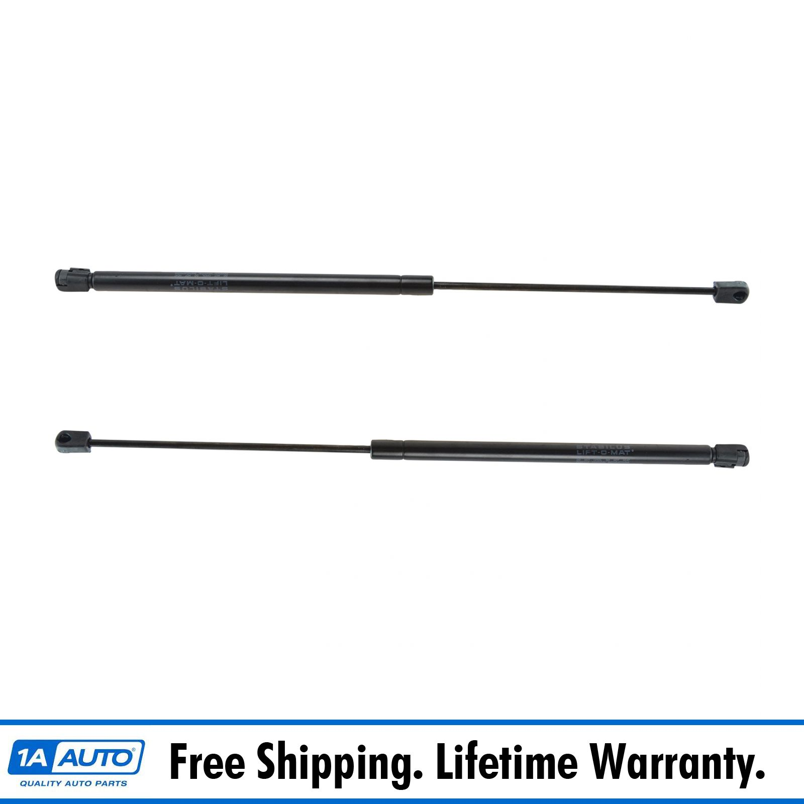 New Set of 2 Liftgate Lift Supports Pack Rear Driver /& Passenger Side LH RH GMC