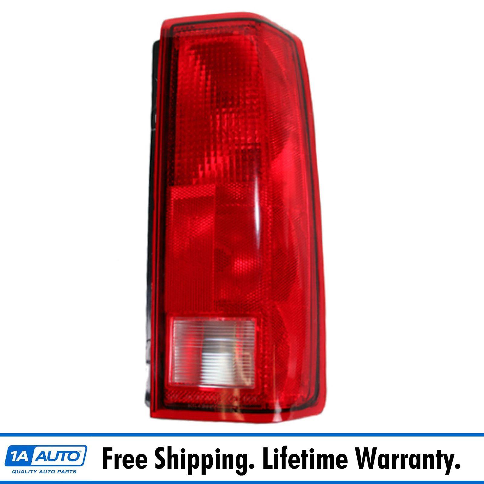 Taillight Taillamp Passenger Side Right Rear Brake Light