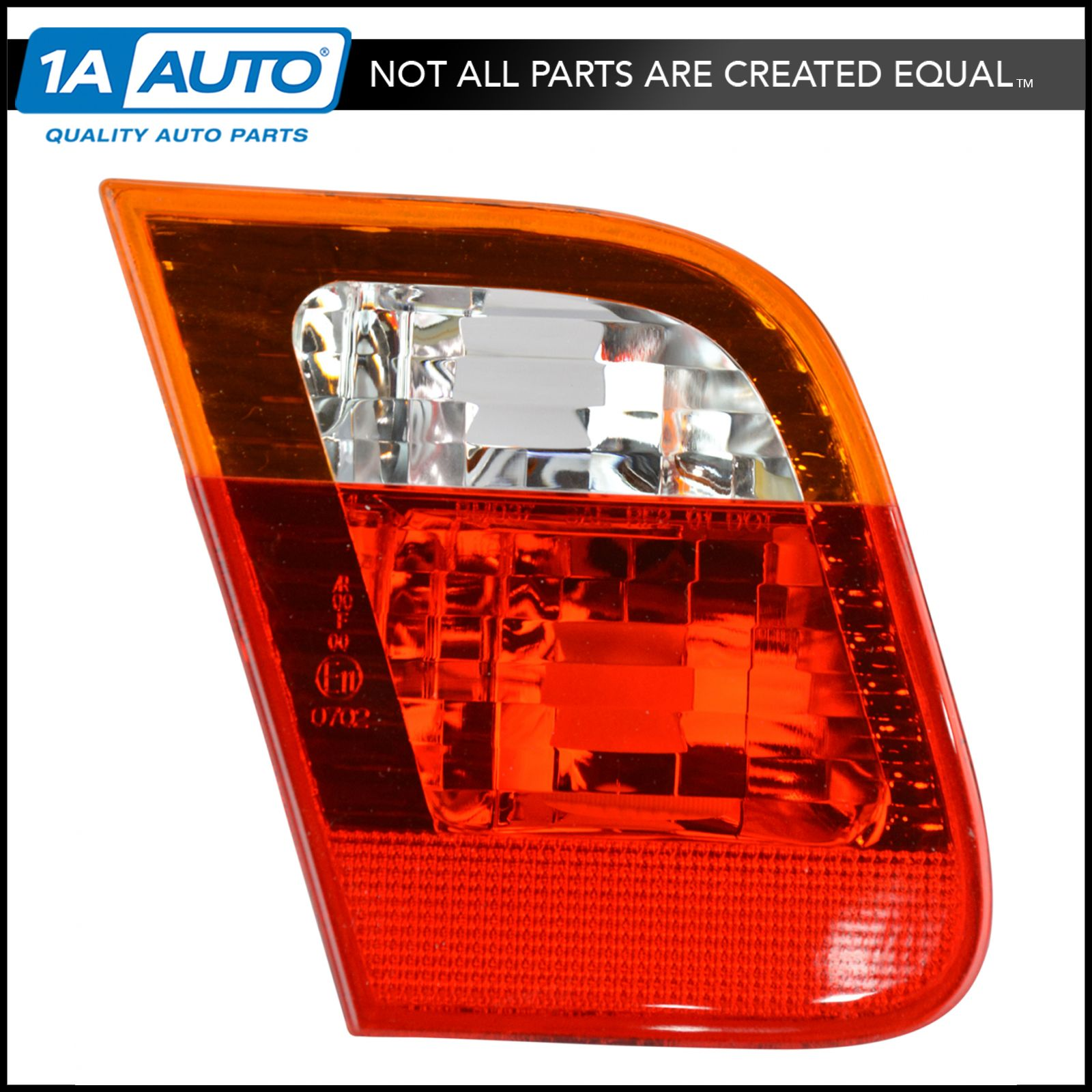 Inner Tail Light Lamp Red & Amber Left LH Driver For BMW