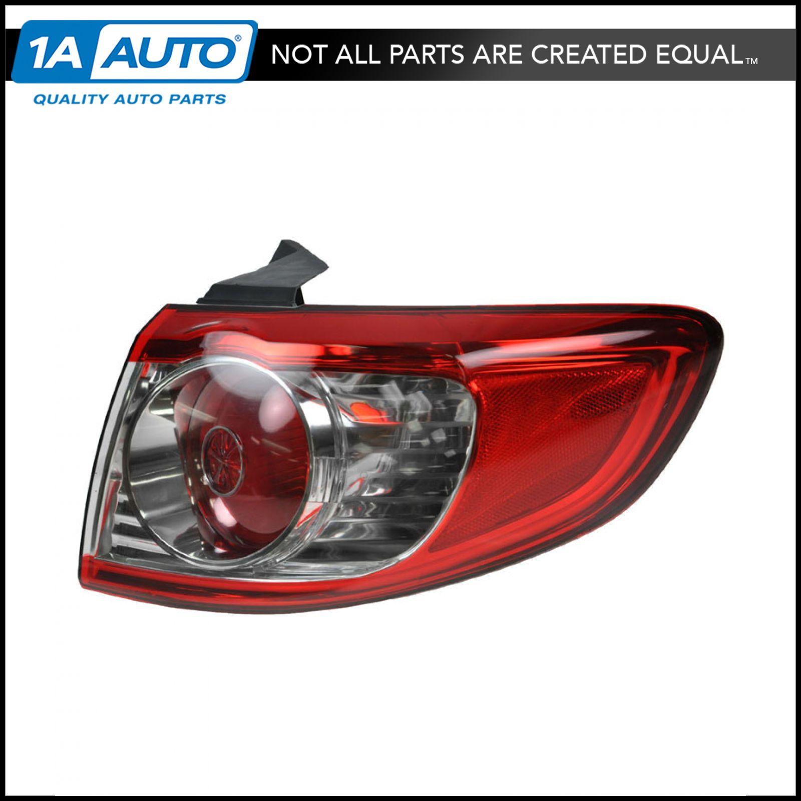 Tail Light Brake Lamp Assembly Rear Passenger Side Right RH Fits 11-12 Sonata