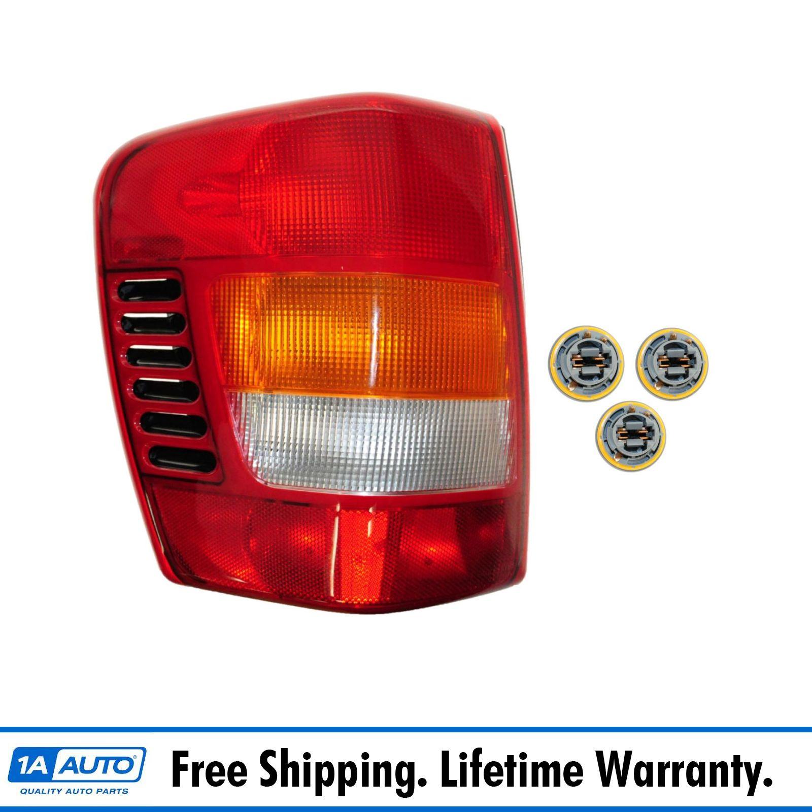 Taillight Lamp Reverse Brake Backup Driver Side Left LH for 11-13 Toyota Corolla