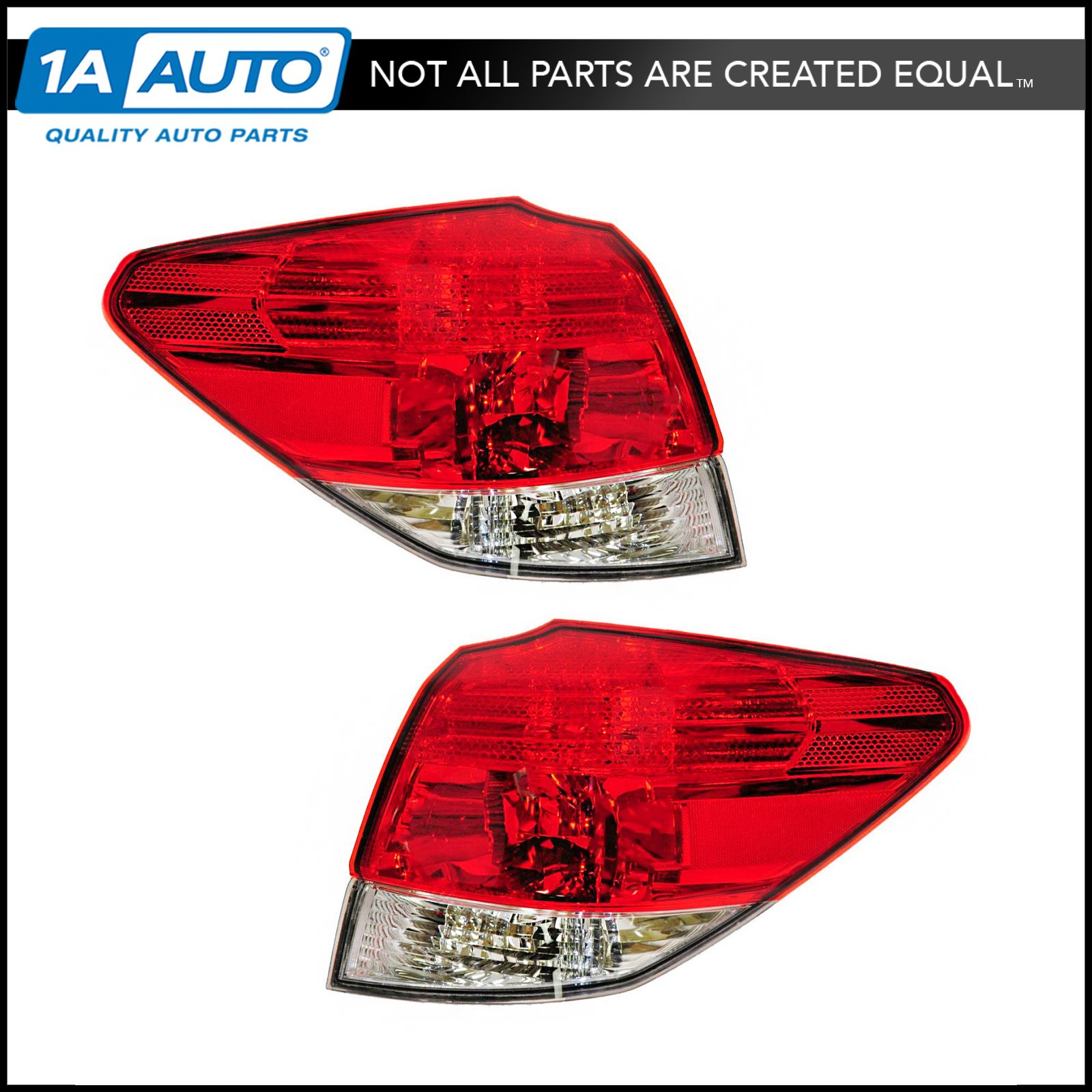 for 2010 2011 2012 2013 2014 Subaru Outback Right Passenger Tail lamp Taillight