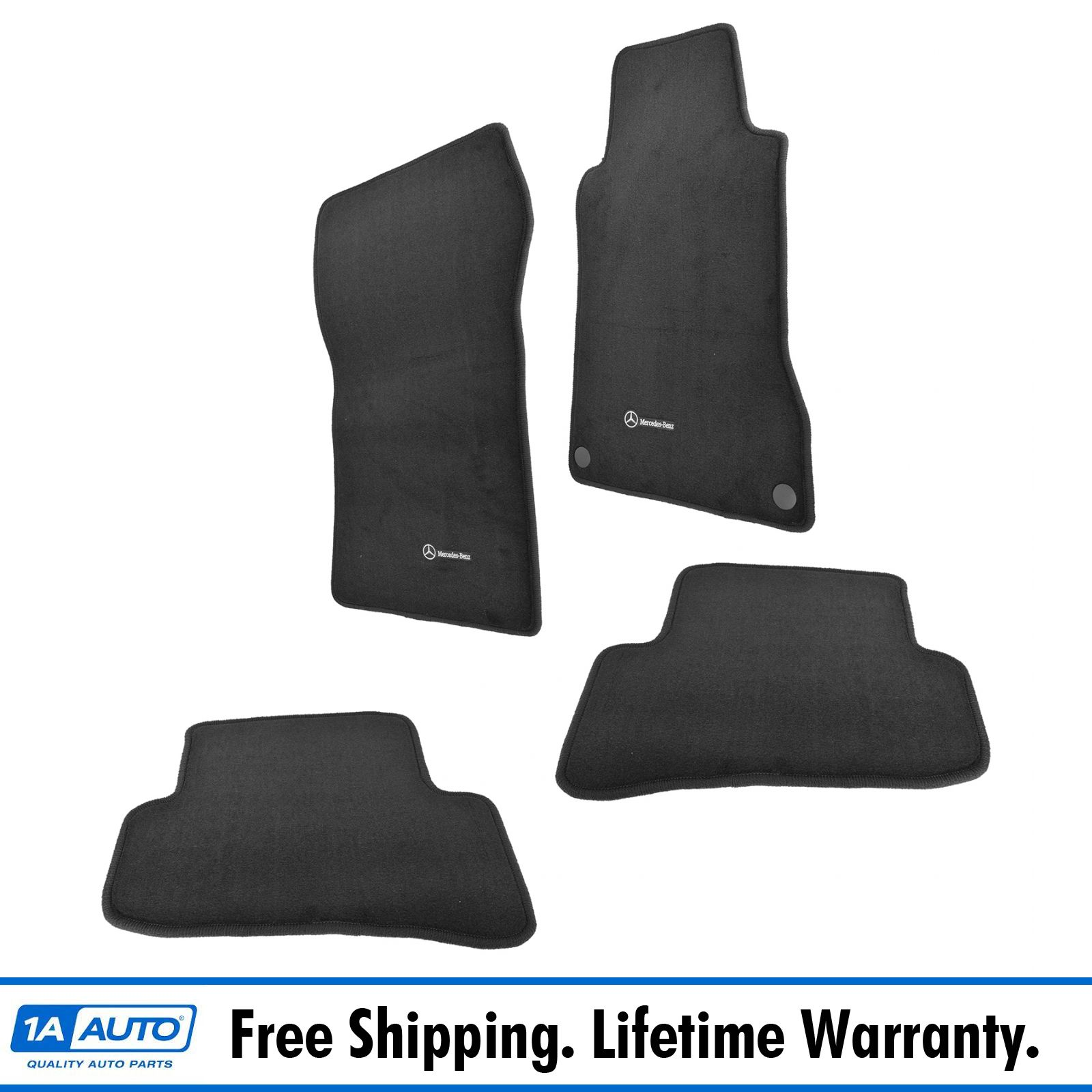 c benz custom mats floor tailored class floors rubber products mercedes for made