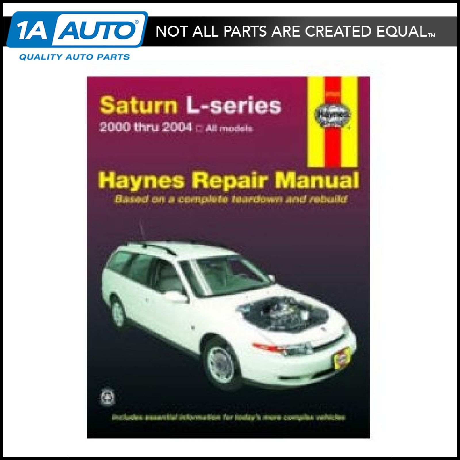 haynes repair manual for saturn l series 00 01 02 03 04 ebay rh ebay com haynes repair manual saturn l-series 2000 Saturn L Series Manual