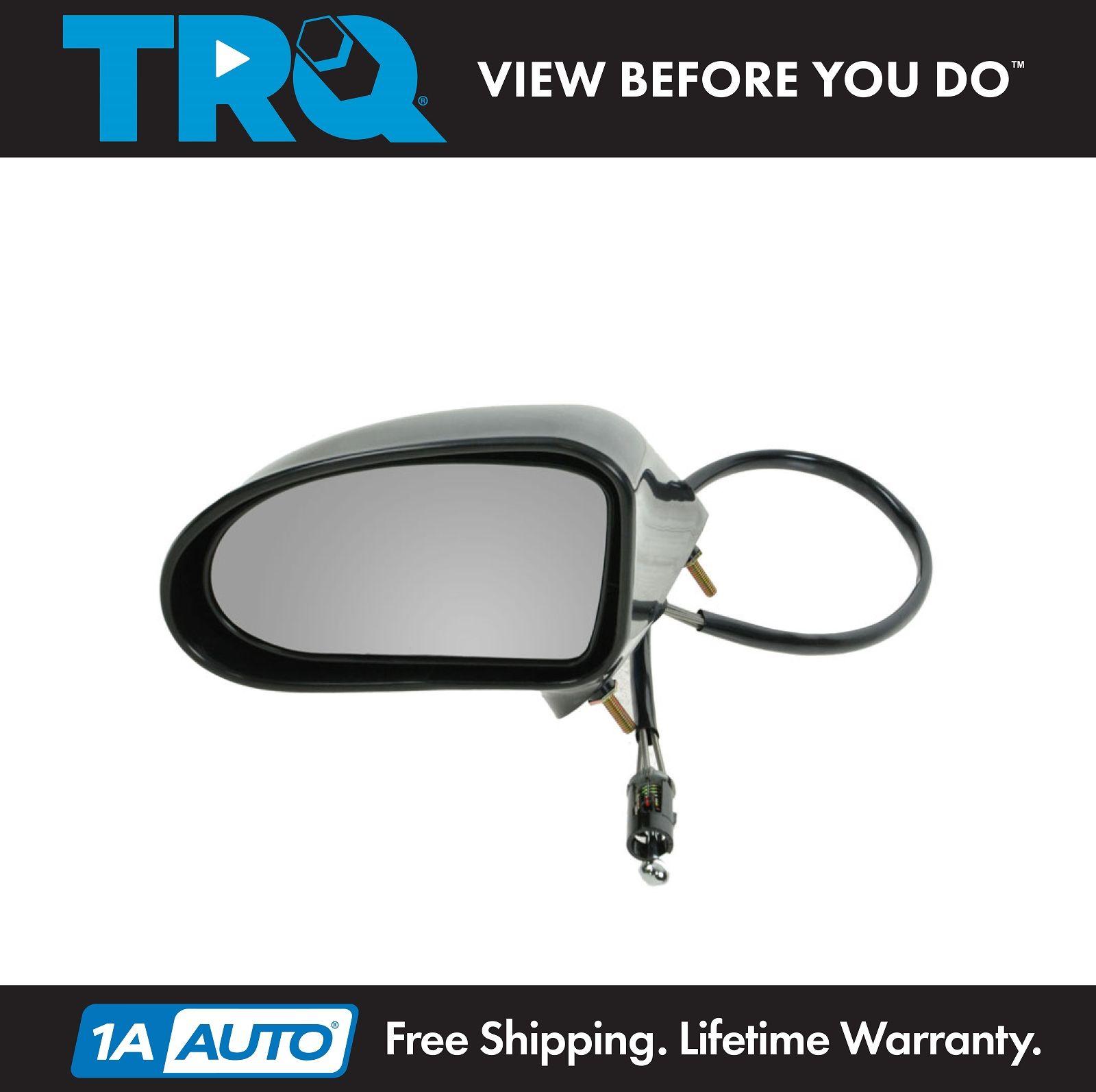 Manual Remote Mirror Left Driver Side For Regency Lesabre 98 Delta 1992 Oldsmobile 88 Royale Parts Olds