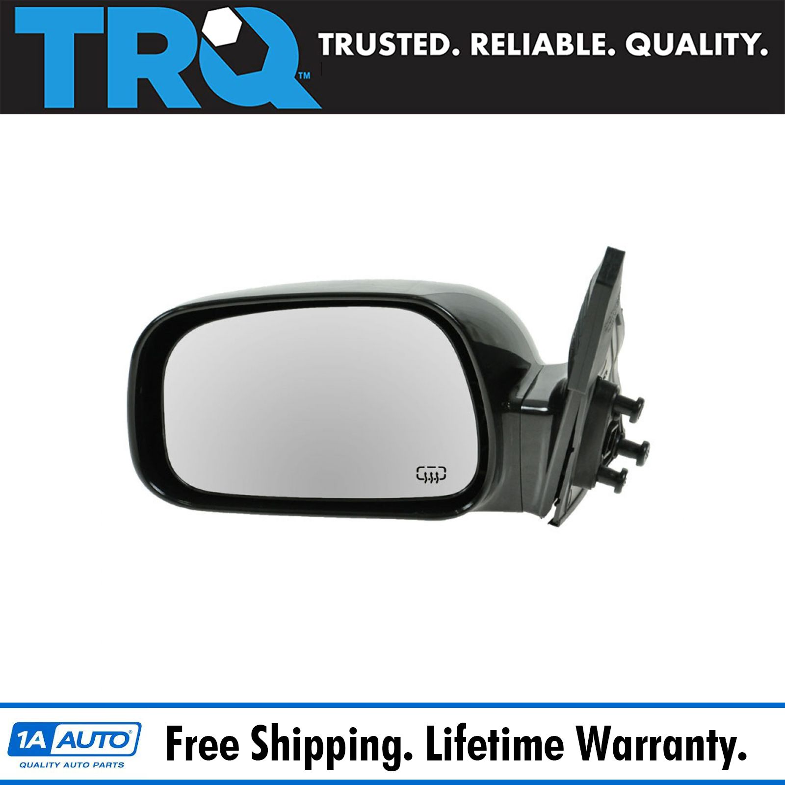 Paint to Match Power Non-Folding Non-Heated For ALTIMA 02-03 MIRROR RH