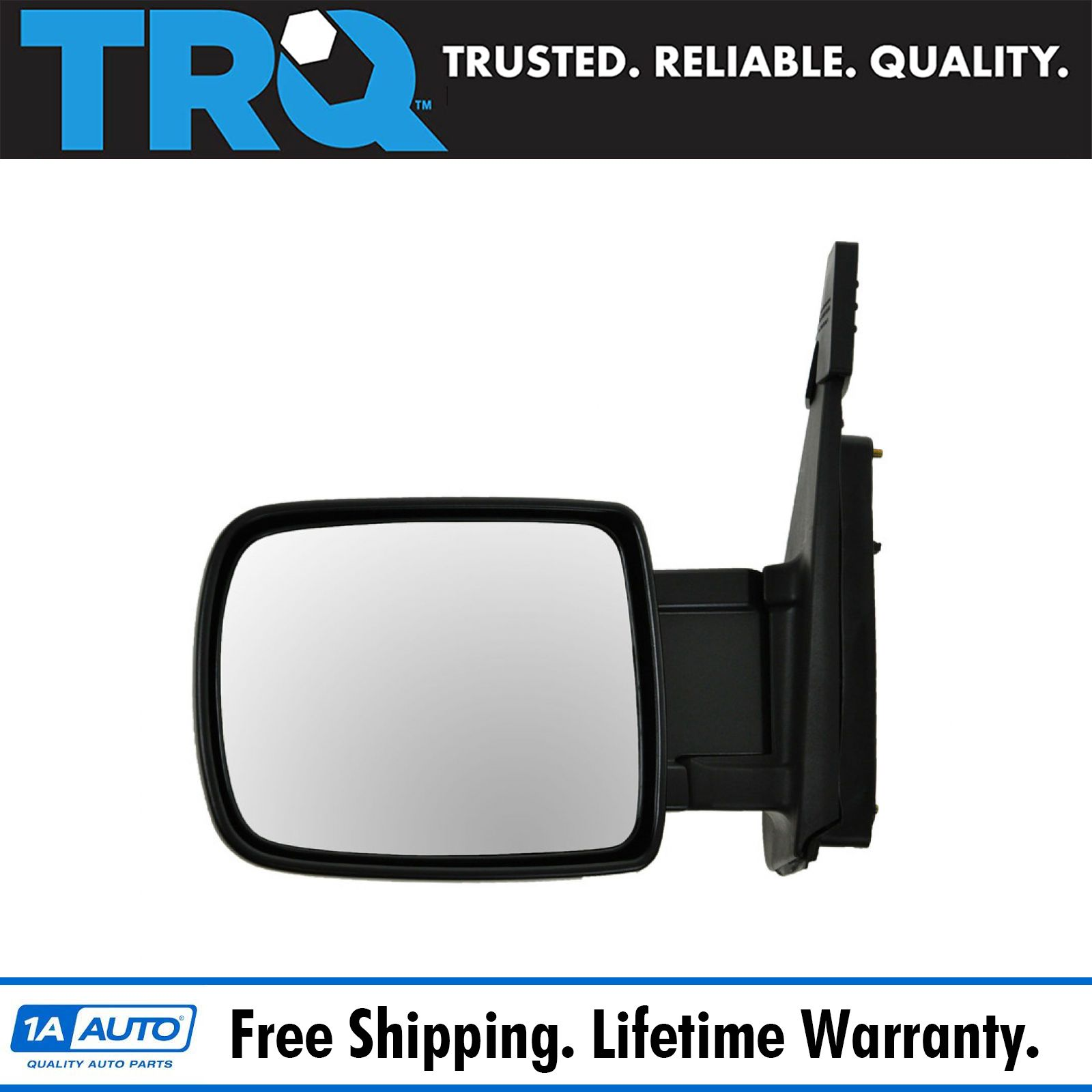 Folding Power Side View Mirror Driver Left LH for 03-11 Honda Element