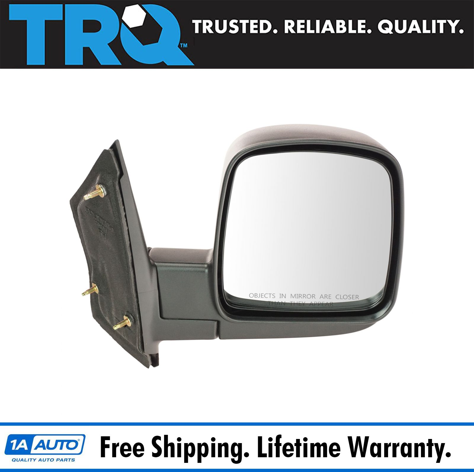 Folding Power Mirror RH Right Passenger Side Door for Chevy Cutlass Malibu Olds