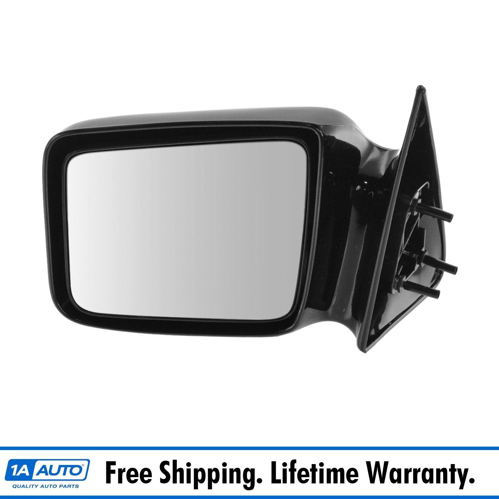 Dakota Pickup Truck Durango Power Fixed 5x7 Rear View Mirror Left Driver Side LH