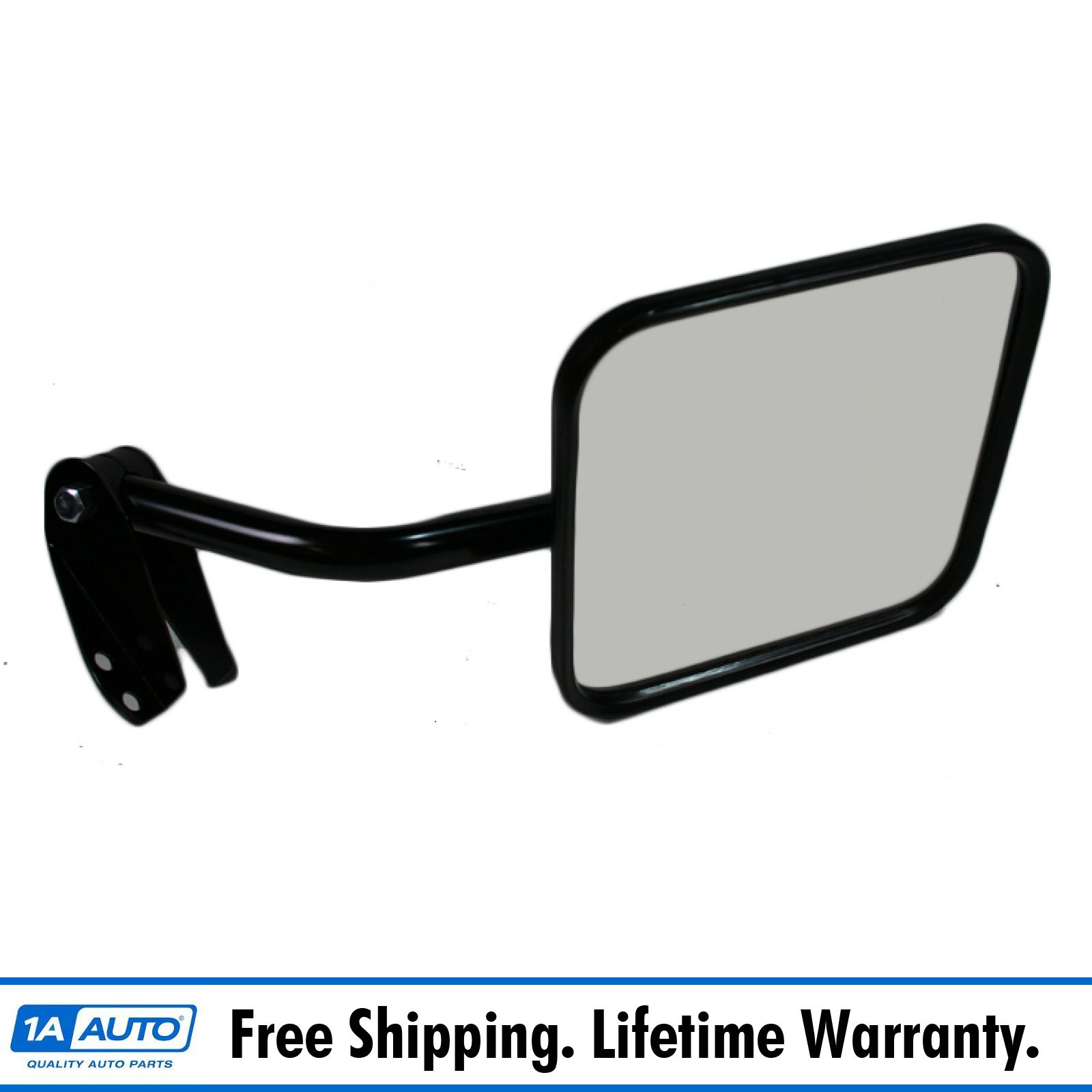 Mirror Side View Manual Folding Passenger Side Right RH for 07-17 Jeep Compass
