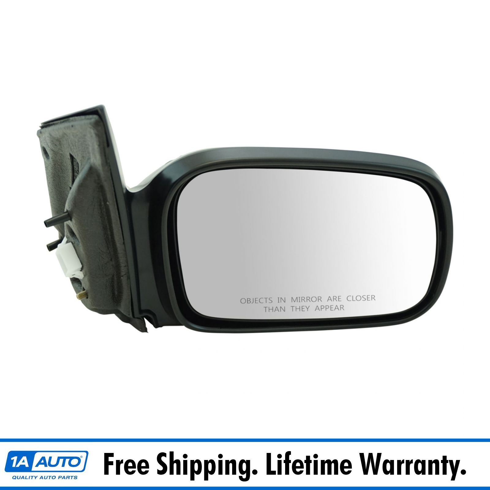 Partslink Number HO1321213 OE Replacement Honda Civic Passenger Side Mirror Outside Rear View Unknown