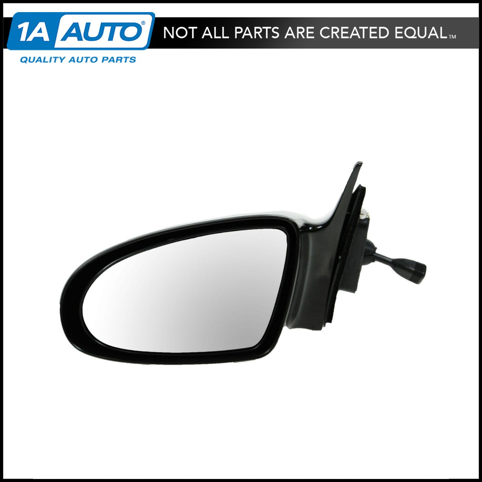 New Perfect Replacement Door Mirror Glass for Passenger Side Ford Ranger 93-94