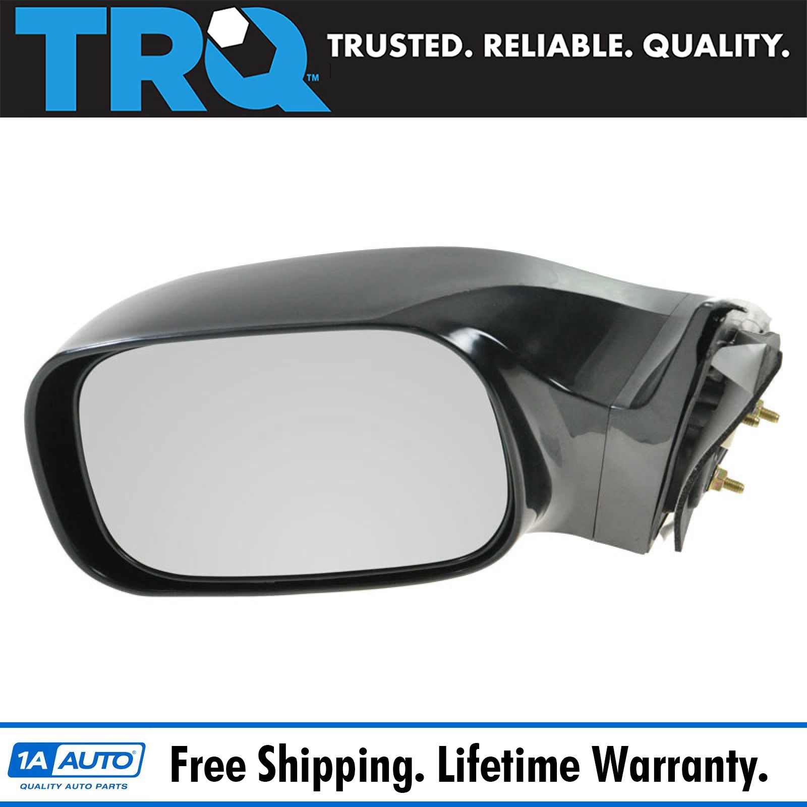 Painted to Match Mirror Fits 05-10 Toyota Avalon Left Driver Power Heated No Lig
