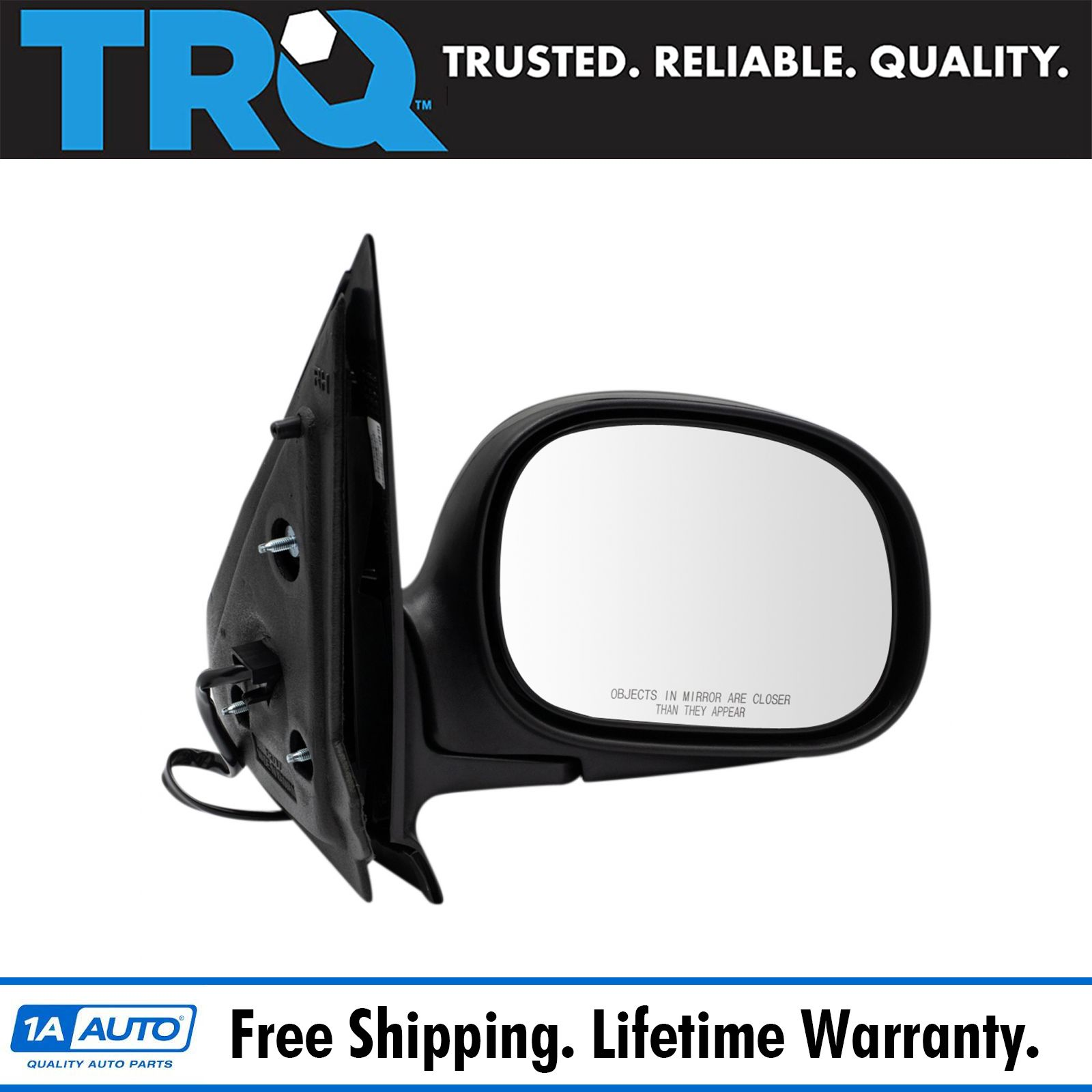 Power Heated Folding Mirror Left /& Right Pair Set for 97-02 Ford Expedition