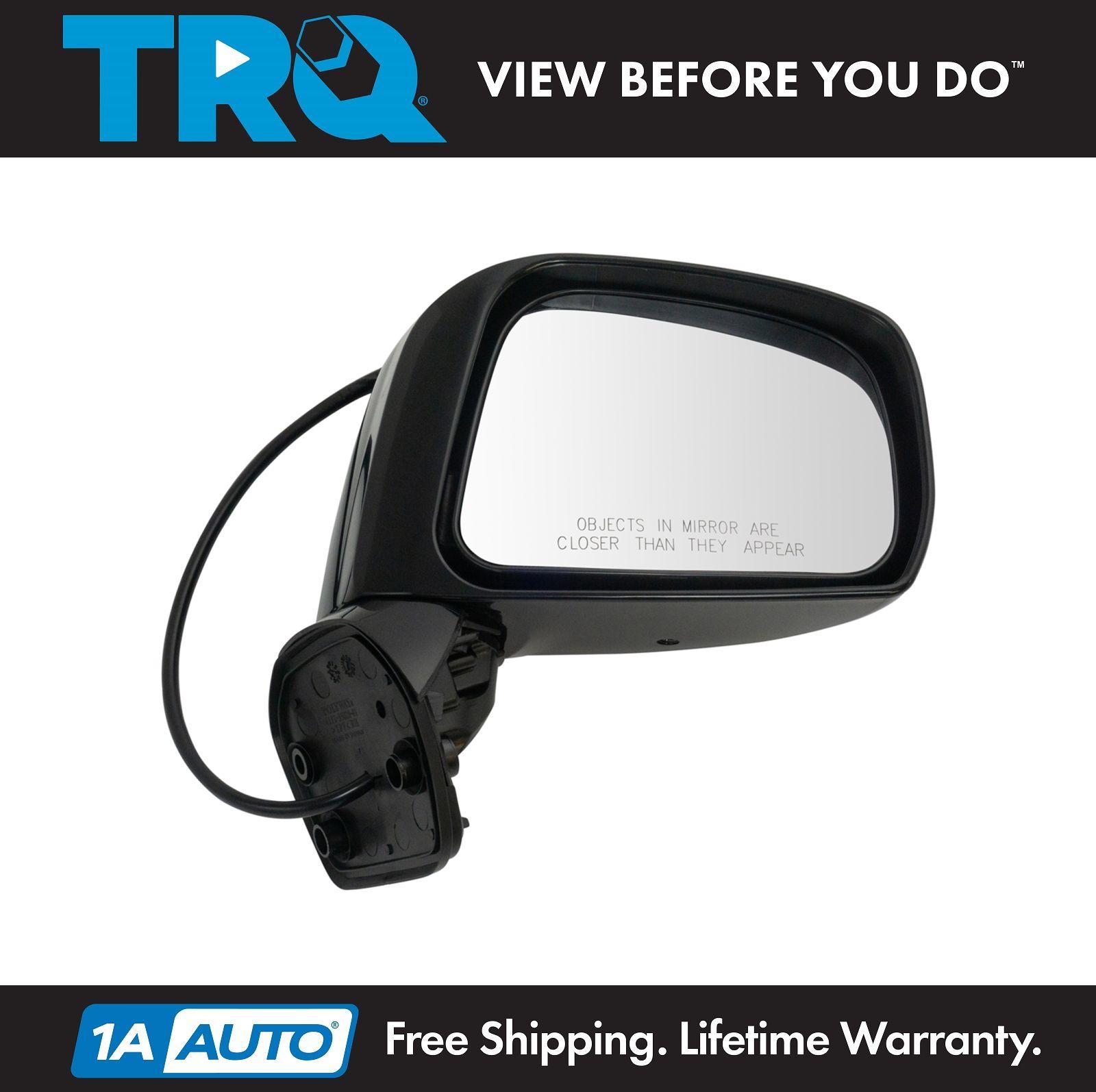 Mirror Side View Power Folding Passenger Right RH for 07-12 Nissan Versa