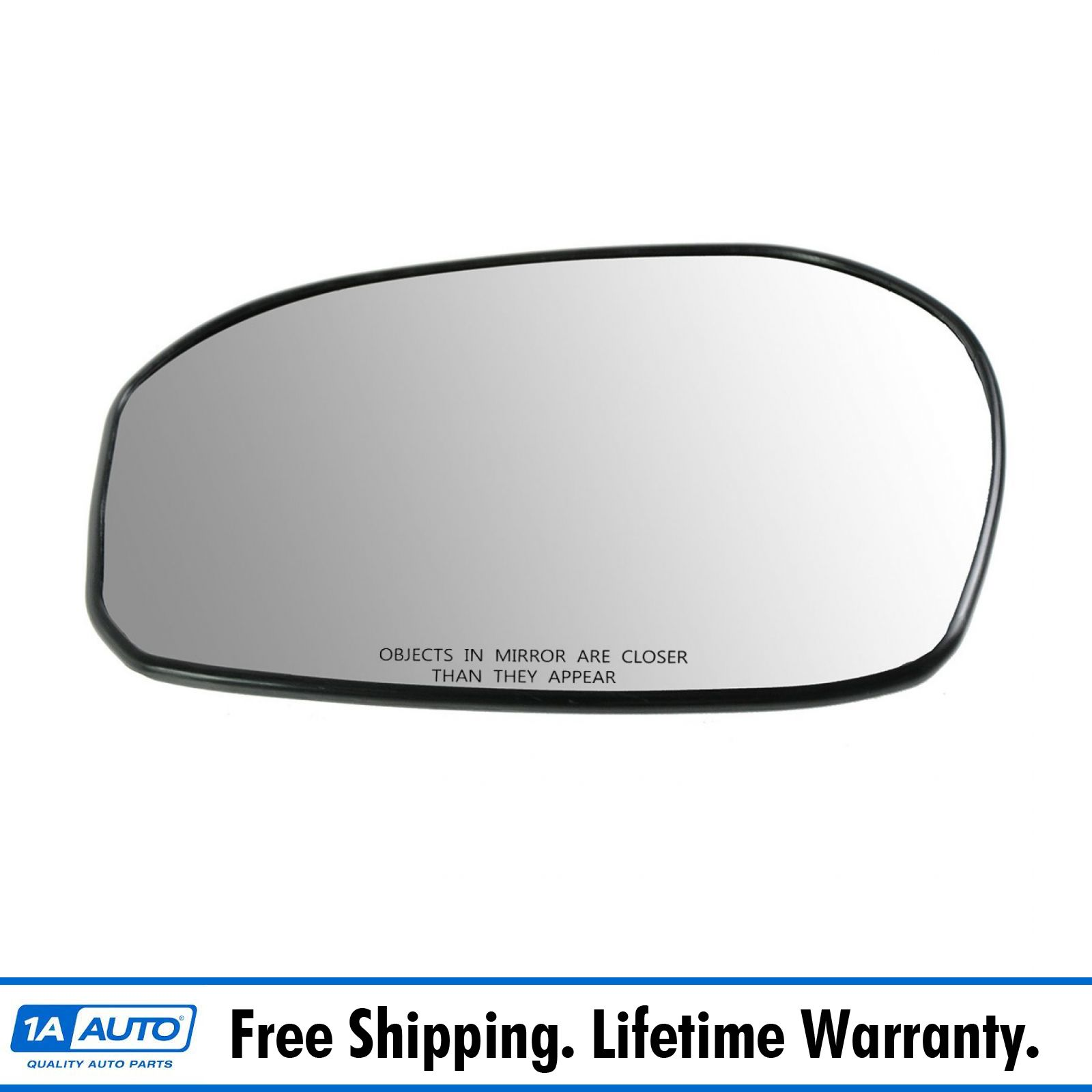 NEW For 2007-2008 Honda Fit Passenger Right RH Side Convex Mirror Glass #5235