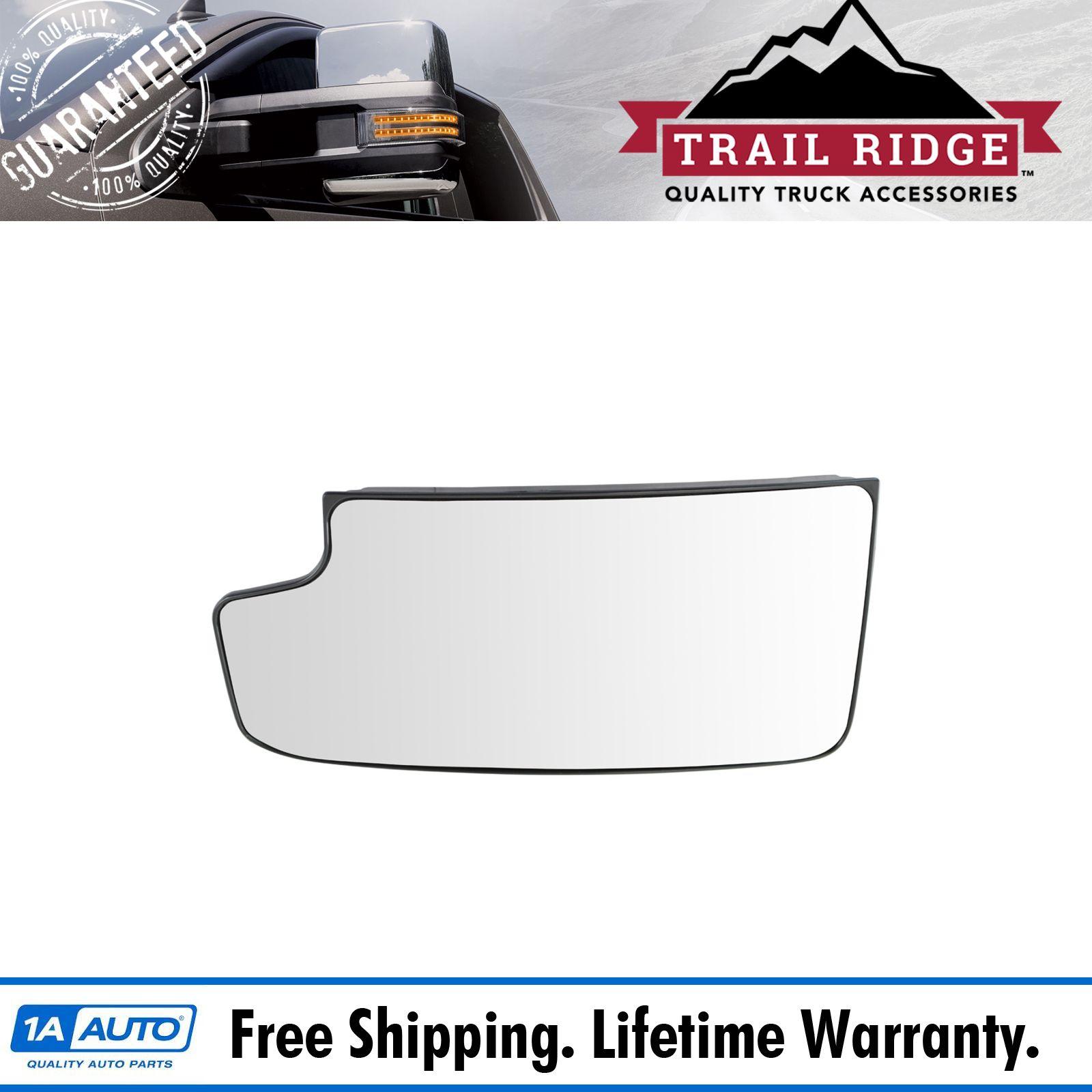 New Door Mirror Glass Replacement Passenger Side For Trucks Pickups SUV