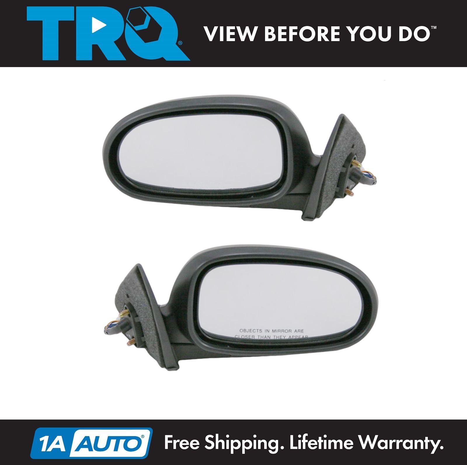 01-06 Stratus Sebring Sedan Power Heat Rear View Mirror Left Right Side SET PAIR