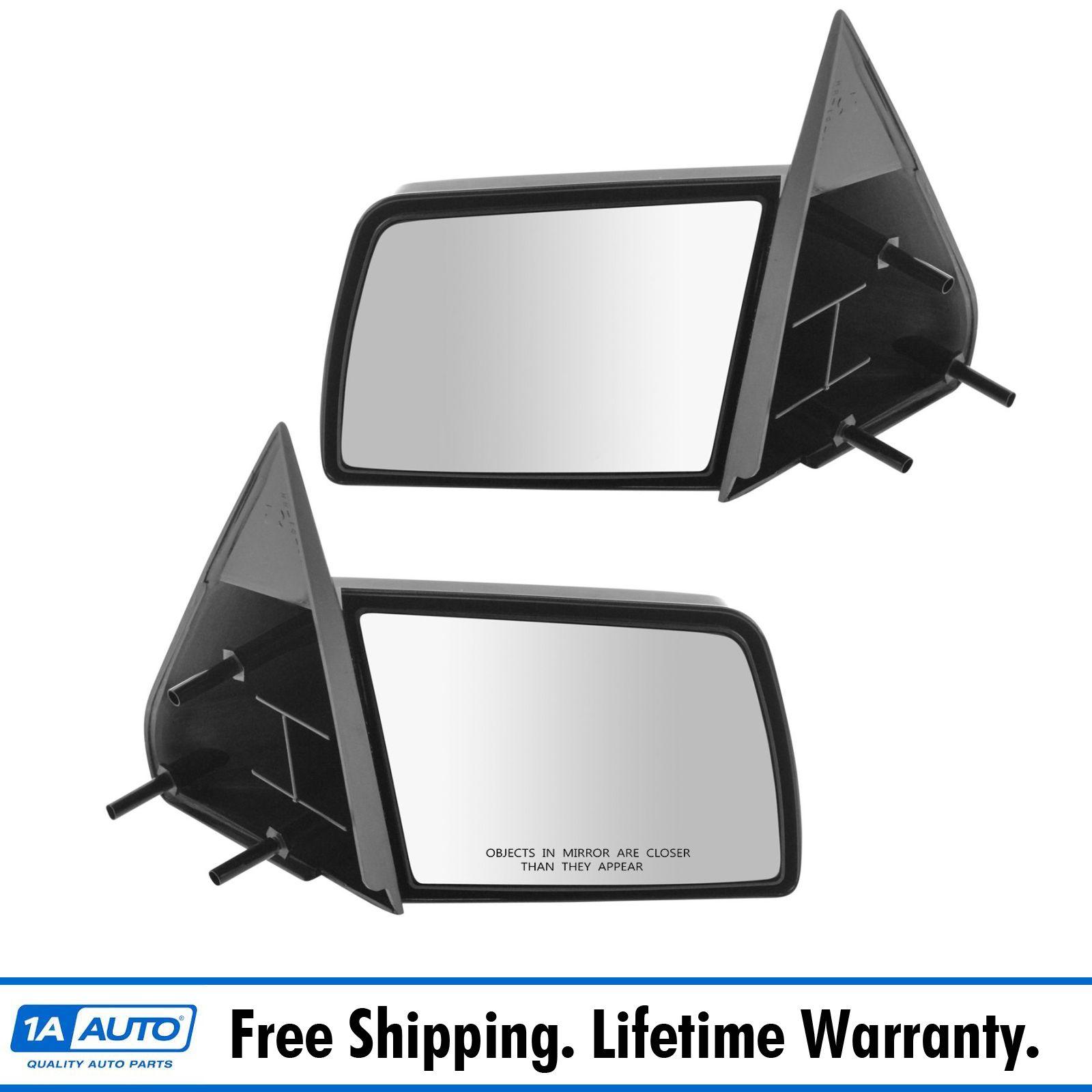 OEM Exterior Mirror Motor Pair LH Driver /& RH Passenger Sides for Chevy GMC New
