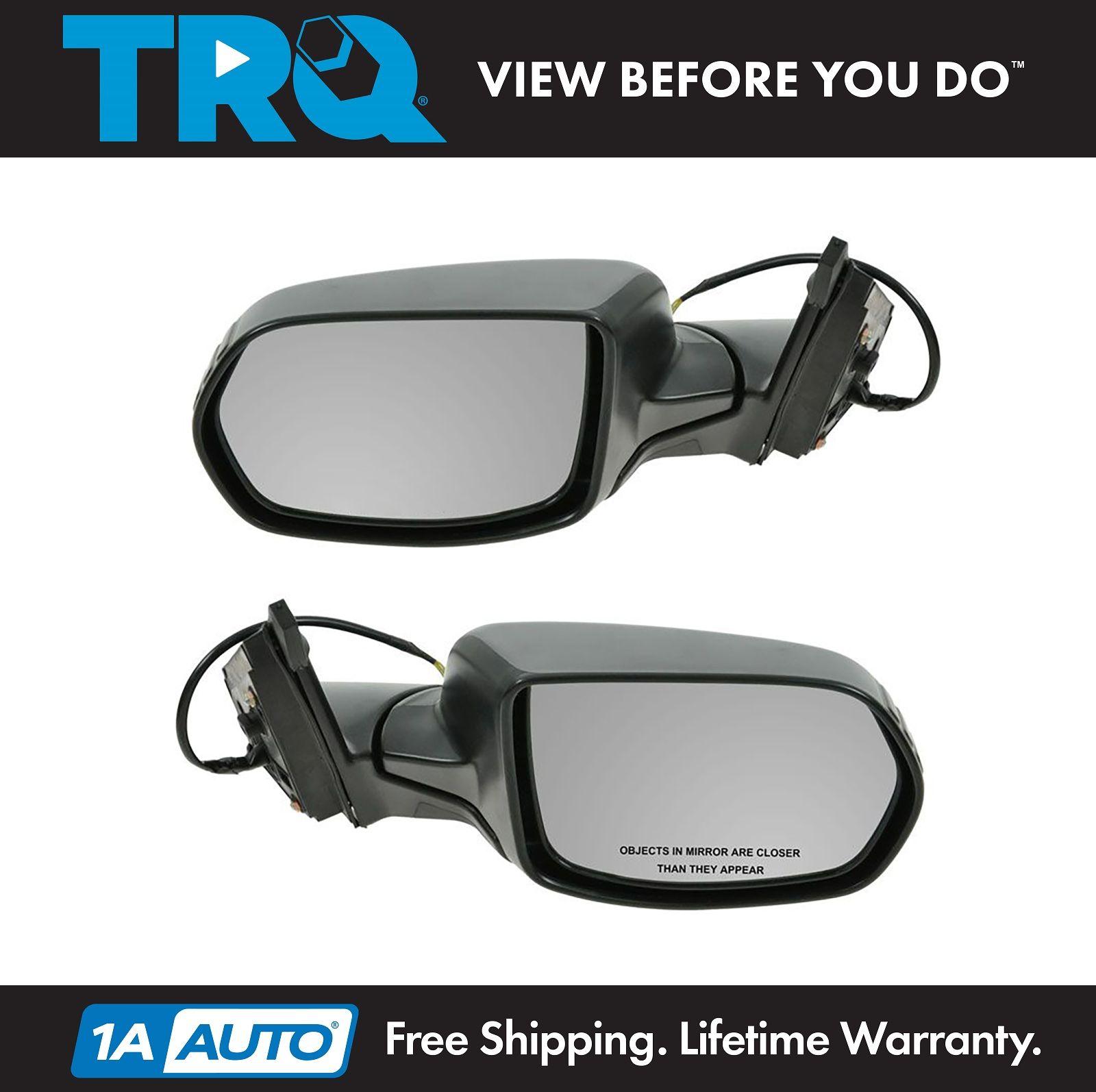 Folding Power Side View Mirror Passenger Right RH for 07-11 Honda CR-V CRV