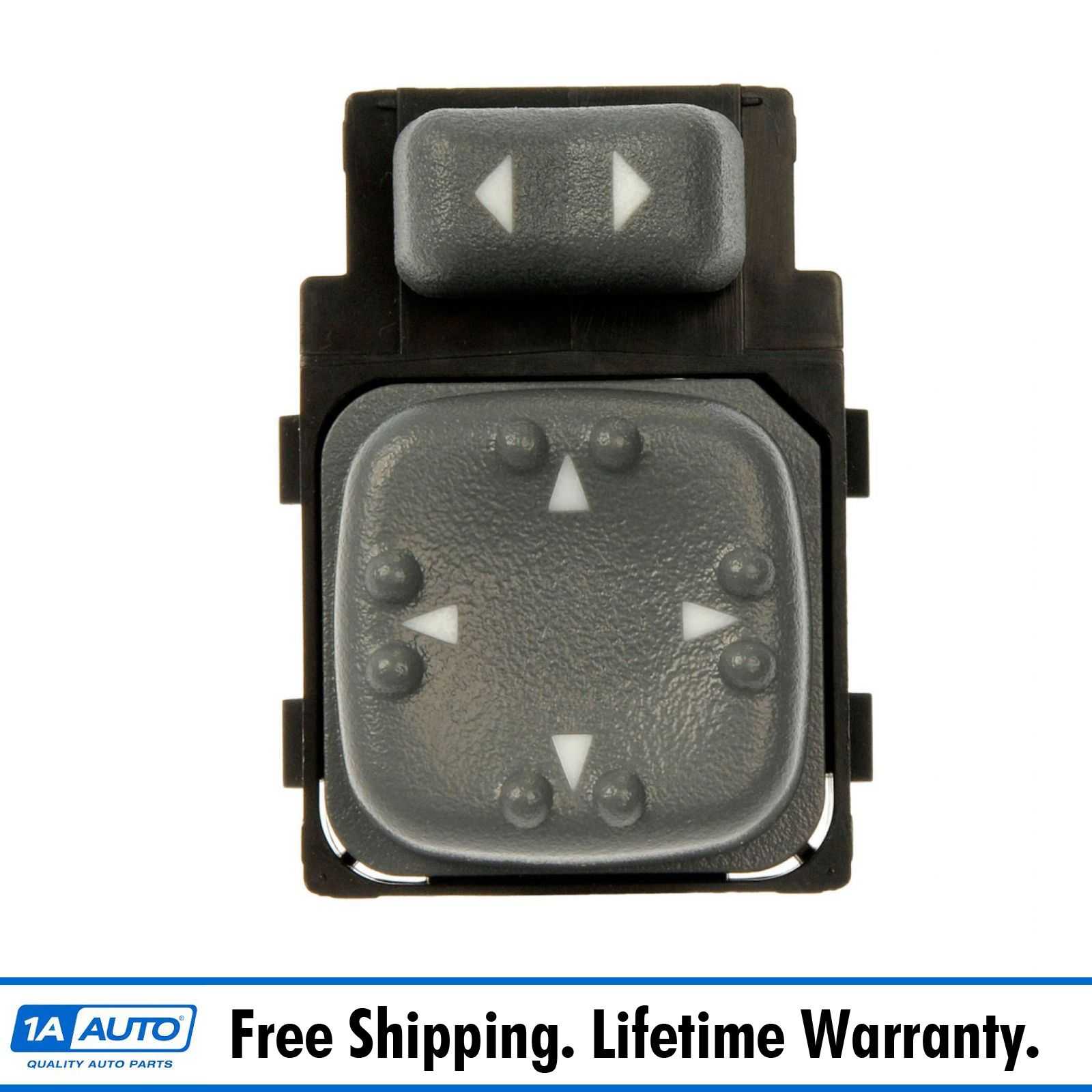 Power Mirror Control Switch Fits Blazer S10 Sonoma Bravada Pickup Truck Left