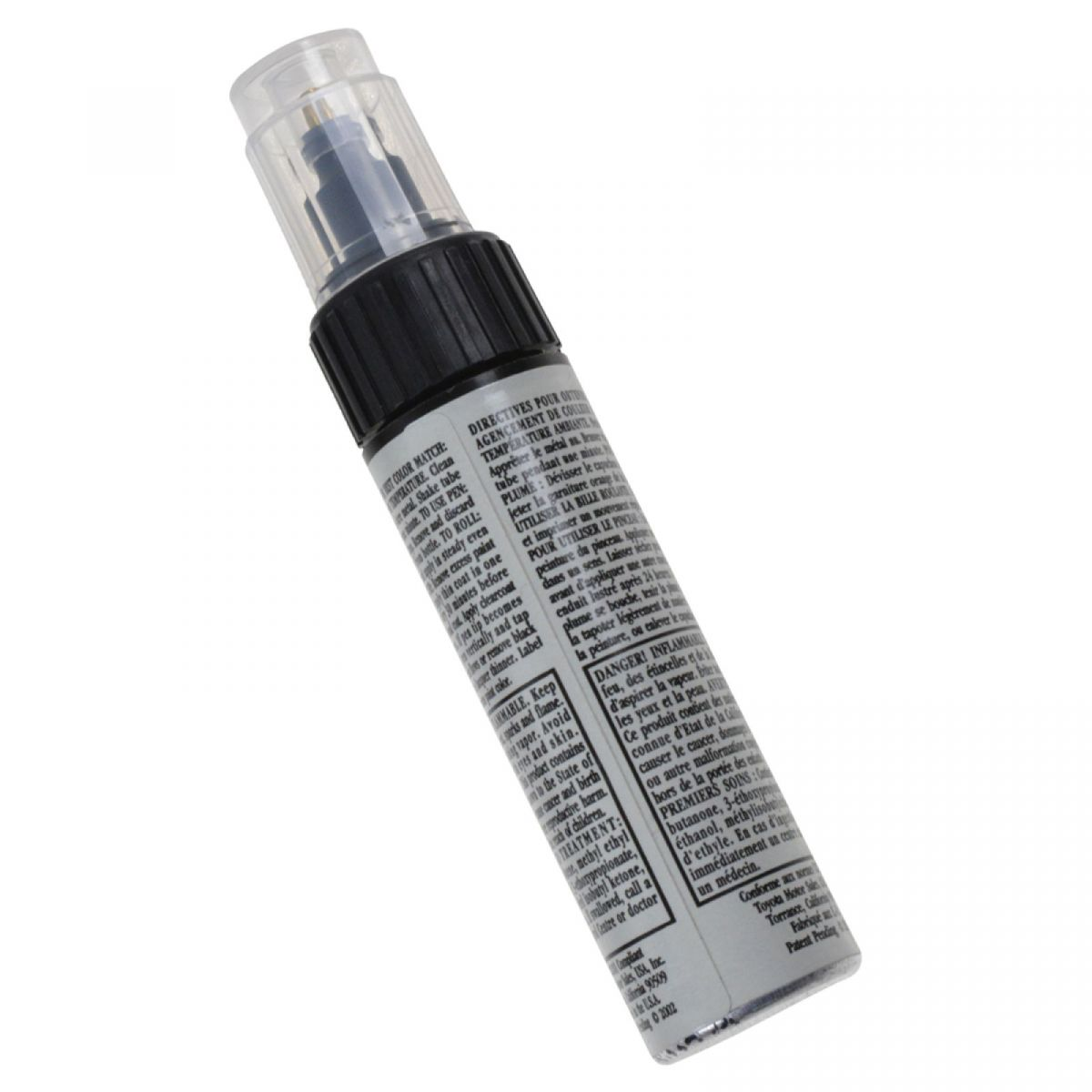 Oem touch up paint pen brush blizzard pearl 070 paint code for Toyota paint touch up pen