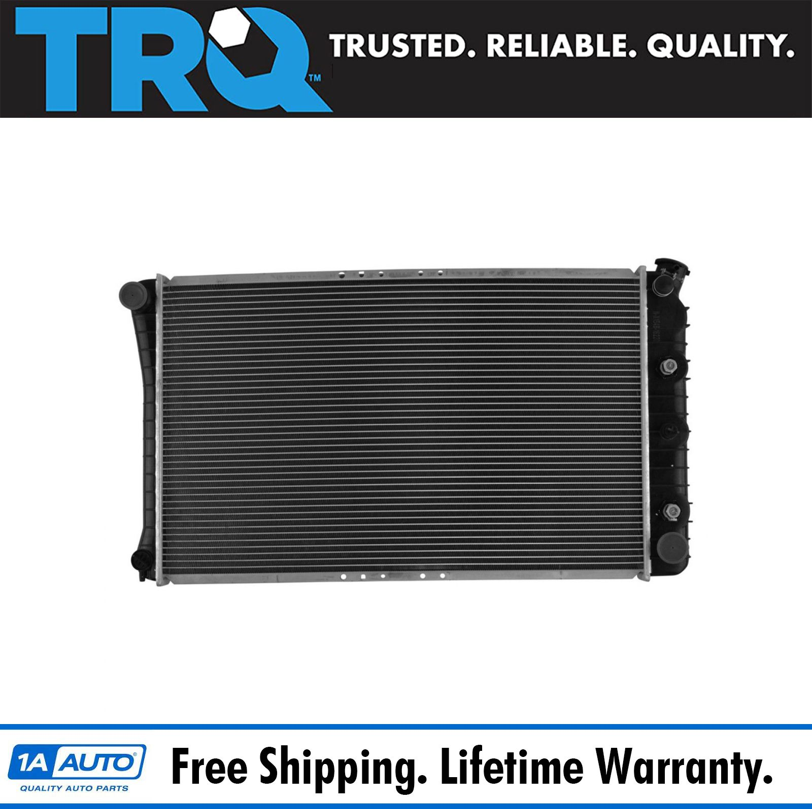 Radiator Assembly Plastic Tanks Aluminum Core for Chevy Buick Pontiac Oldsmobile