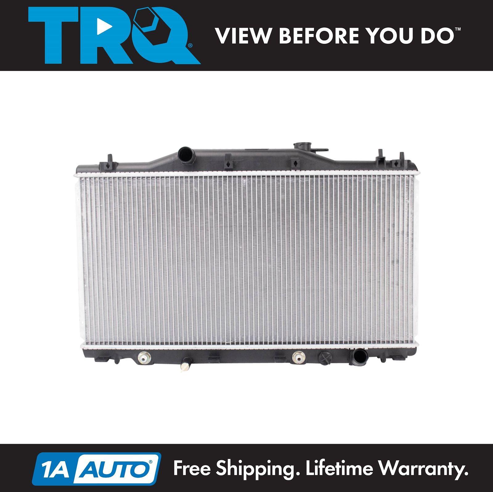 Radiator Assembly Plastic Tanks Aluminum Core Direct Fit