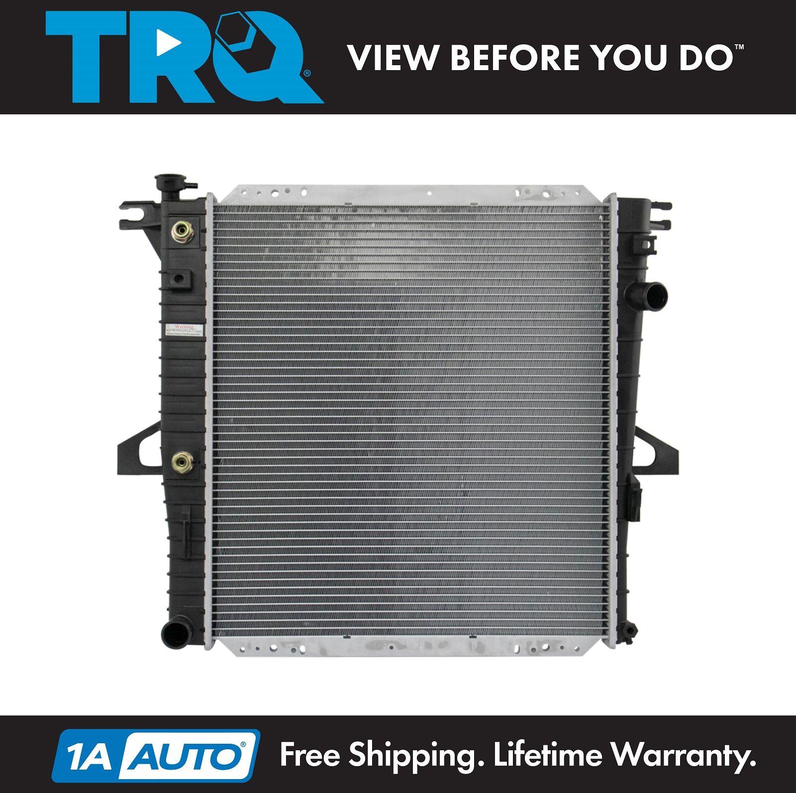 New Radiator for Ford Explorer Mountaineer Ranger B3000 B4000 Pickup Truck