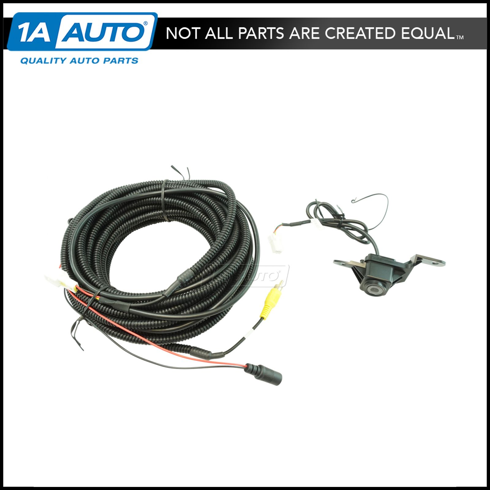 1ARDO00019 add on upgrade rear view backup camera w wiring harness for Wiring Harness Replacement Hazard at edmiracle.co