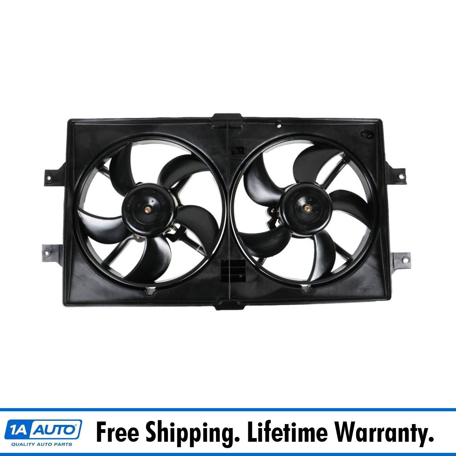 Radiator Cooling Fan /& Motor Assembly for Chrysler 300M Concorde Dodge Intrepid