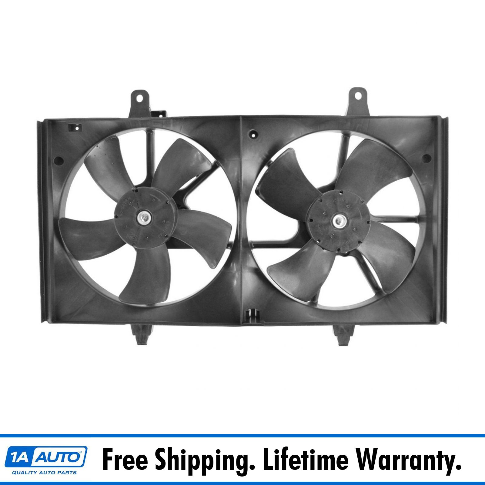 For Nissan Altima 98 99 00 01 Radiator Cooling  Fan Shroud