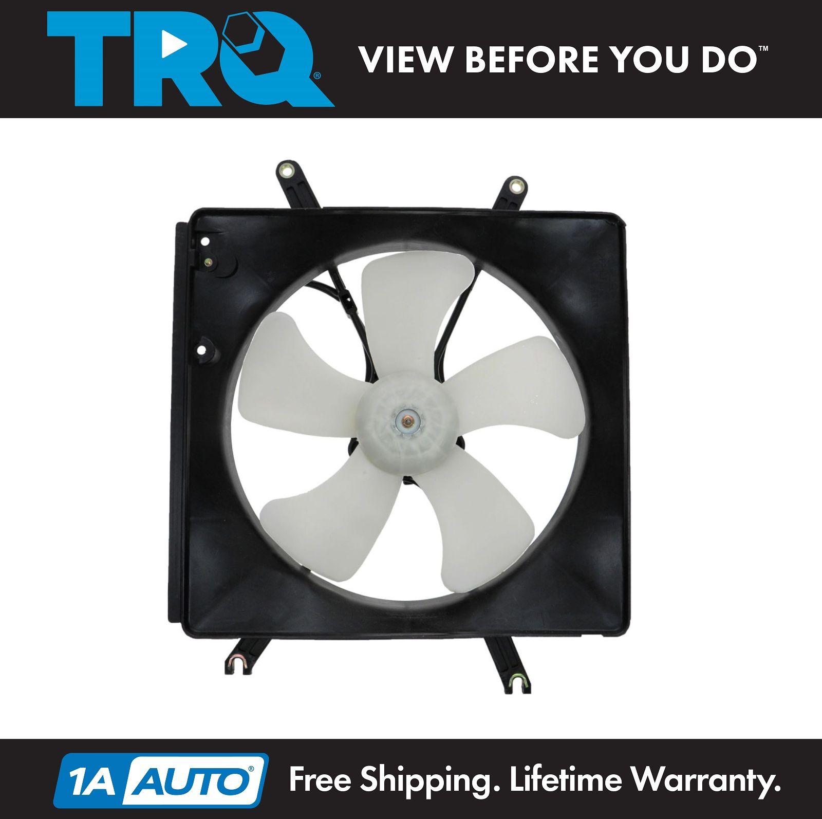 Radiator Cooling Fan 5 Blade For 94-01 Acura Integra