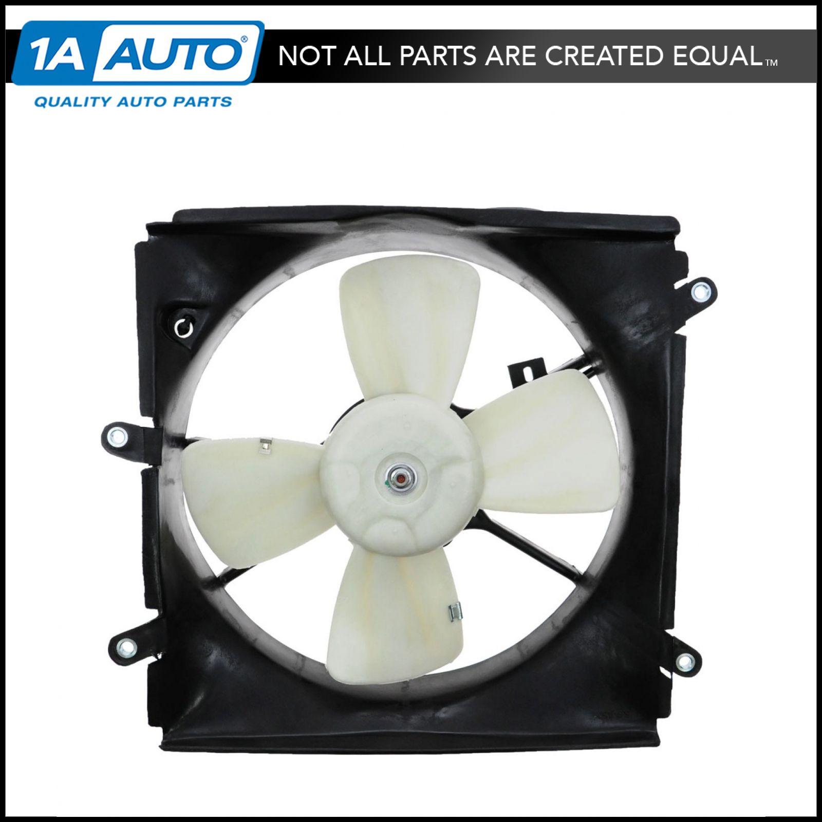 Radiator Cooling Fan assembly for 96-00 Toyota Rav4