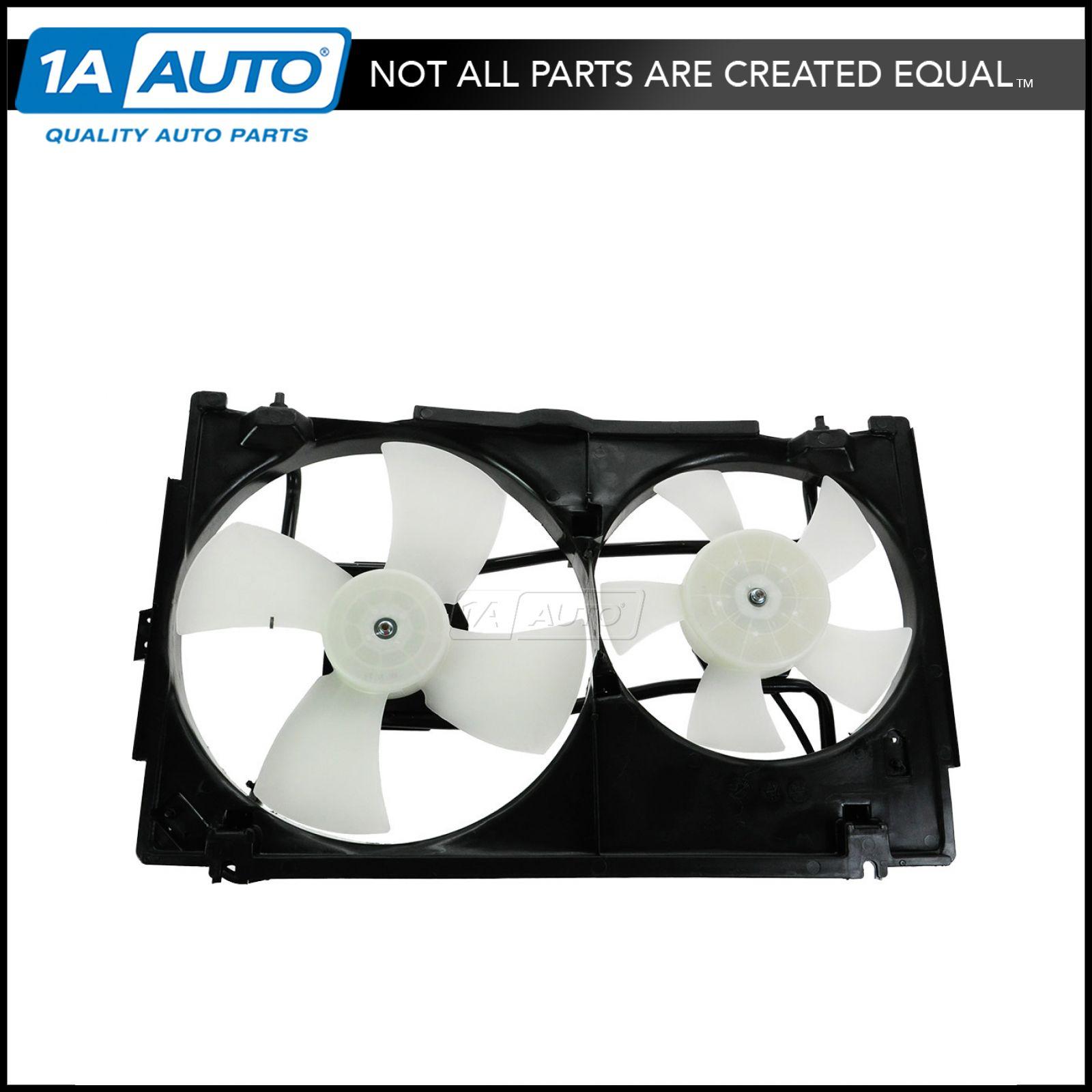 Radiator Cooling Fan Assembly w// Motor for 07-12 Nissan Sentra 2.0L