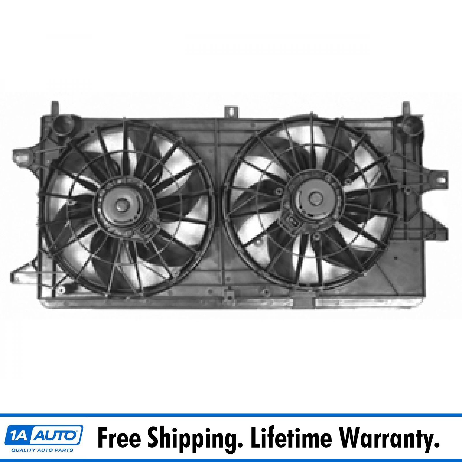 GM3115180 Front COOLING FAN For Pontiac,Chevrolet,Buick Impala 89019107 New