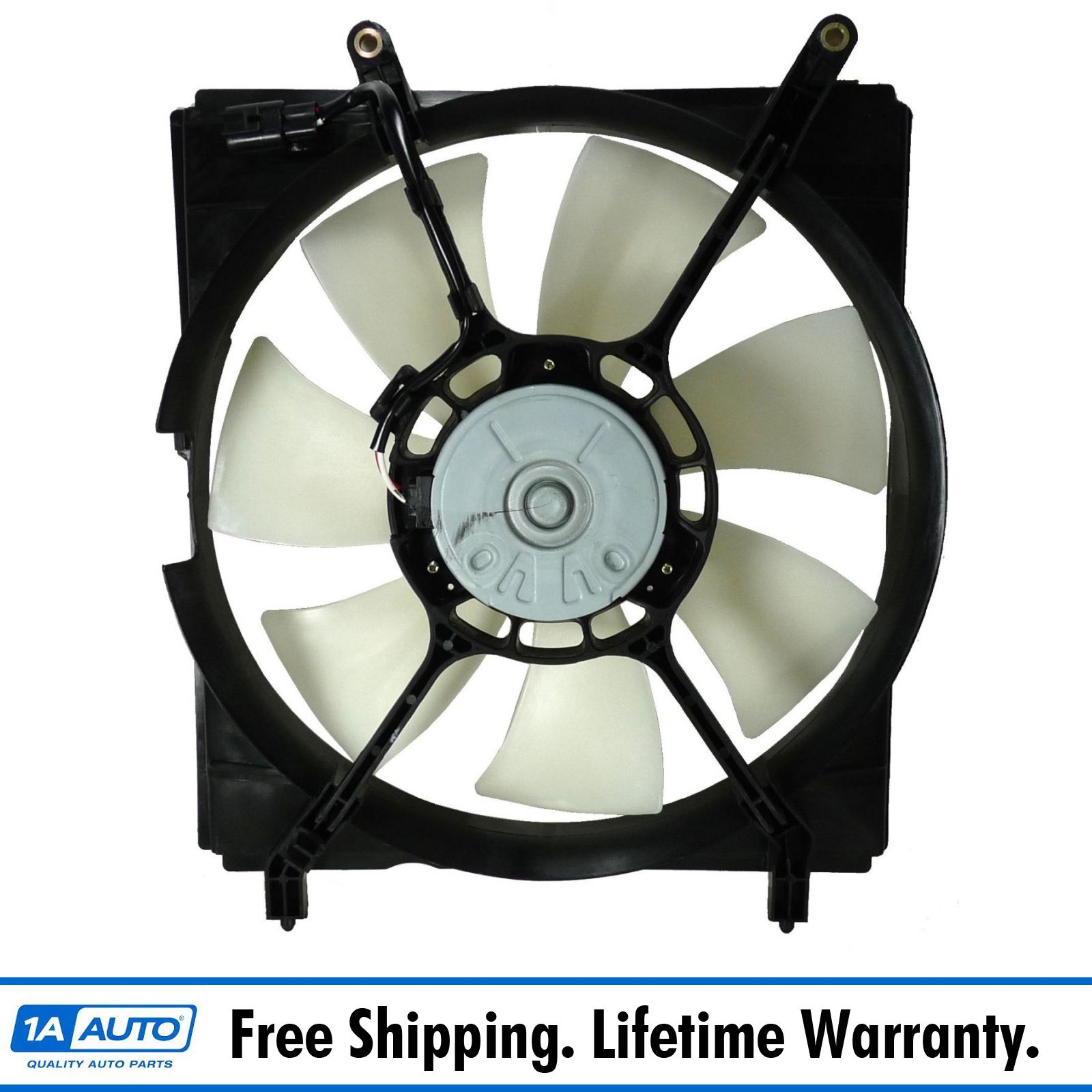 A//C Condenser Cooling Fan RH Right Passenger for Lexus ES300 Toyota Camry Solara
