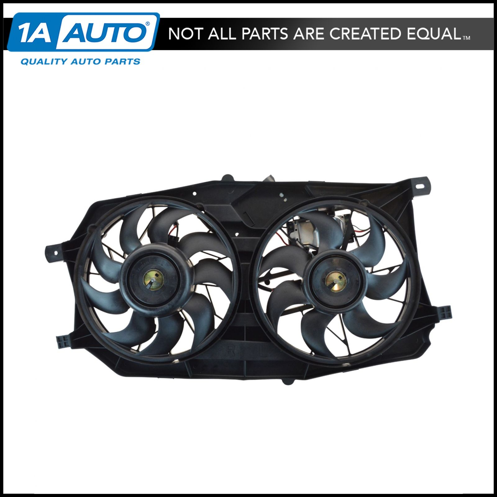 Radiator And Condenser Fan For Ford Five Hundred Mercury Montego FO3115158