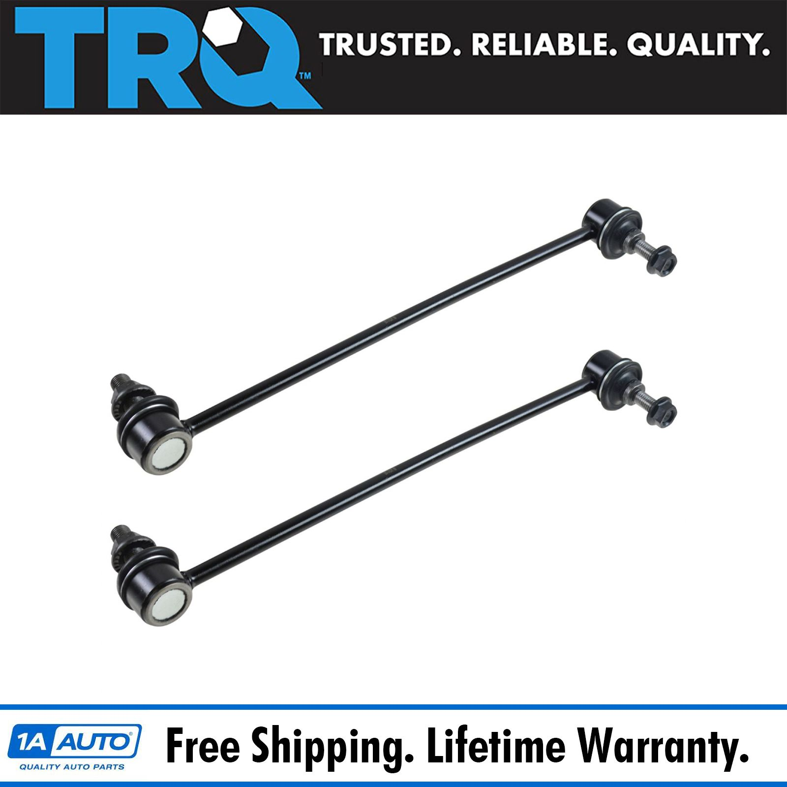 2 OEM Left+Right Front Stabilizer Links Sway Bar Linkage Set Kit Pair for Volvo