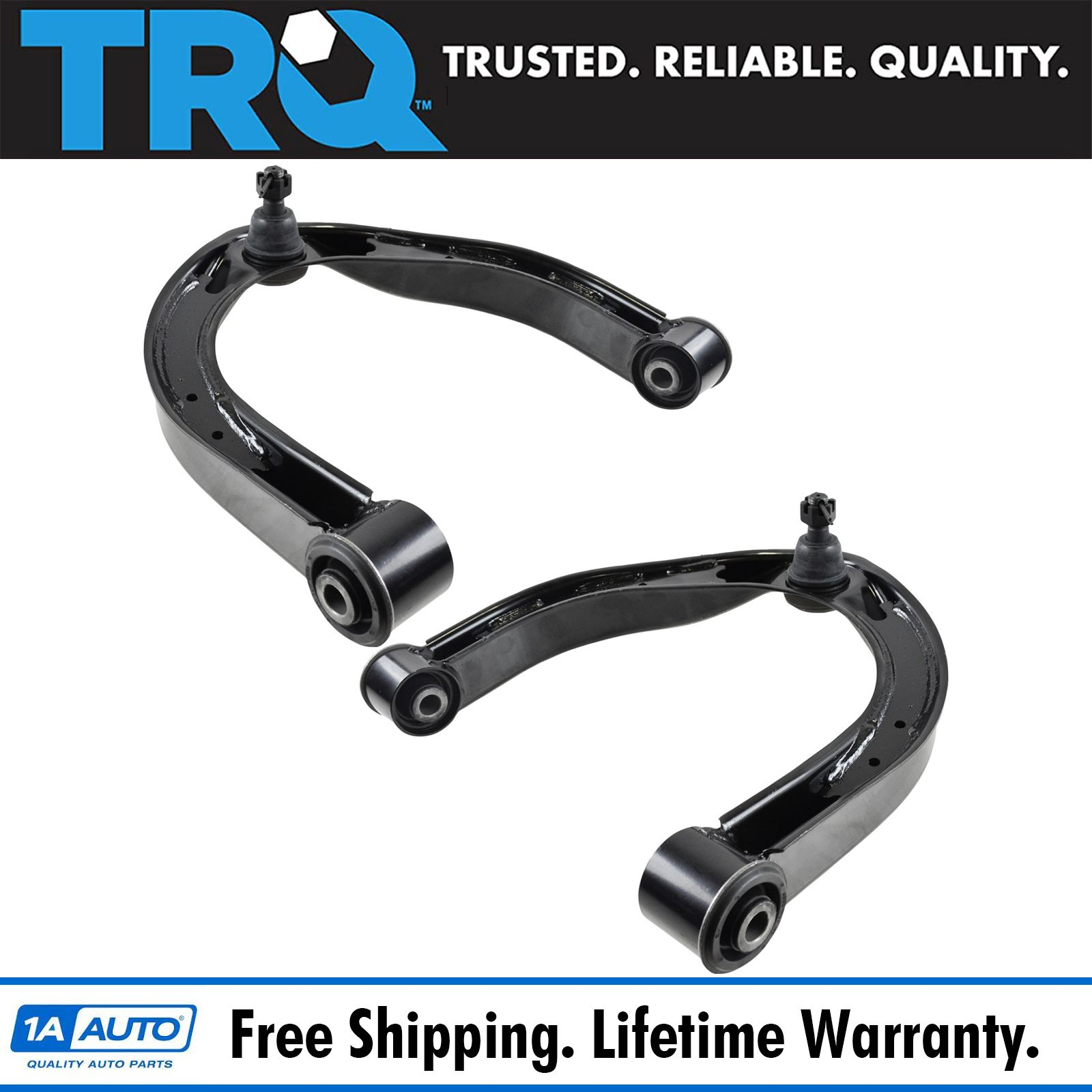Control Arms Front Lower w//Ball Joints Pair Set for Pathfinder Armada Titan QX56