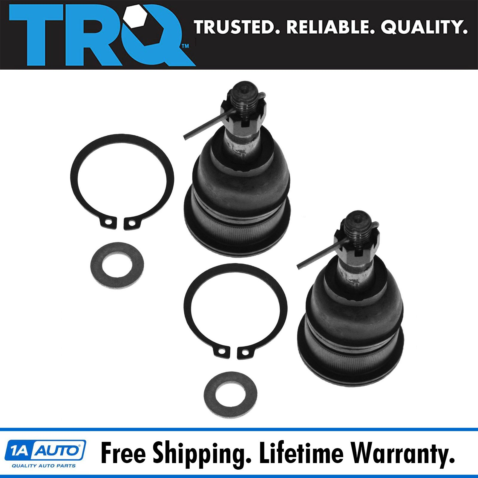 Car & Truck Suspension & Steering Parts Auto Parts and Vehicles For Chevrolet Silverado Suburban 2500 3500 Pair Set of 2 Front Lower Ball Joints