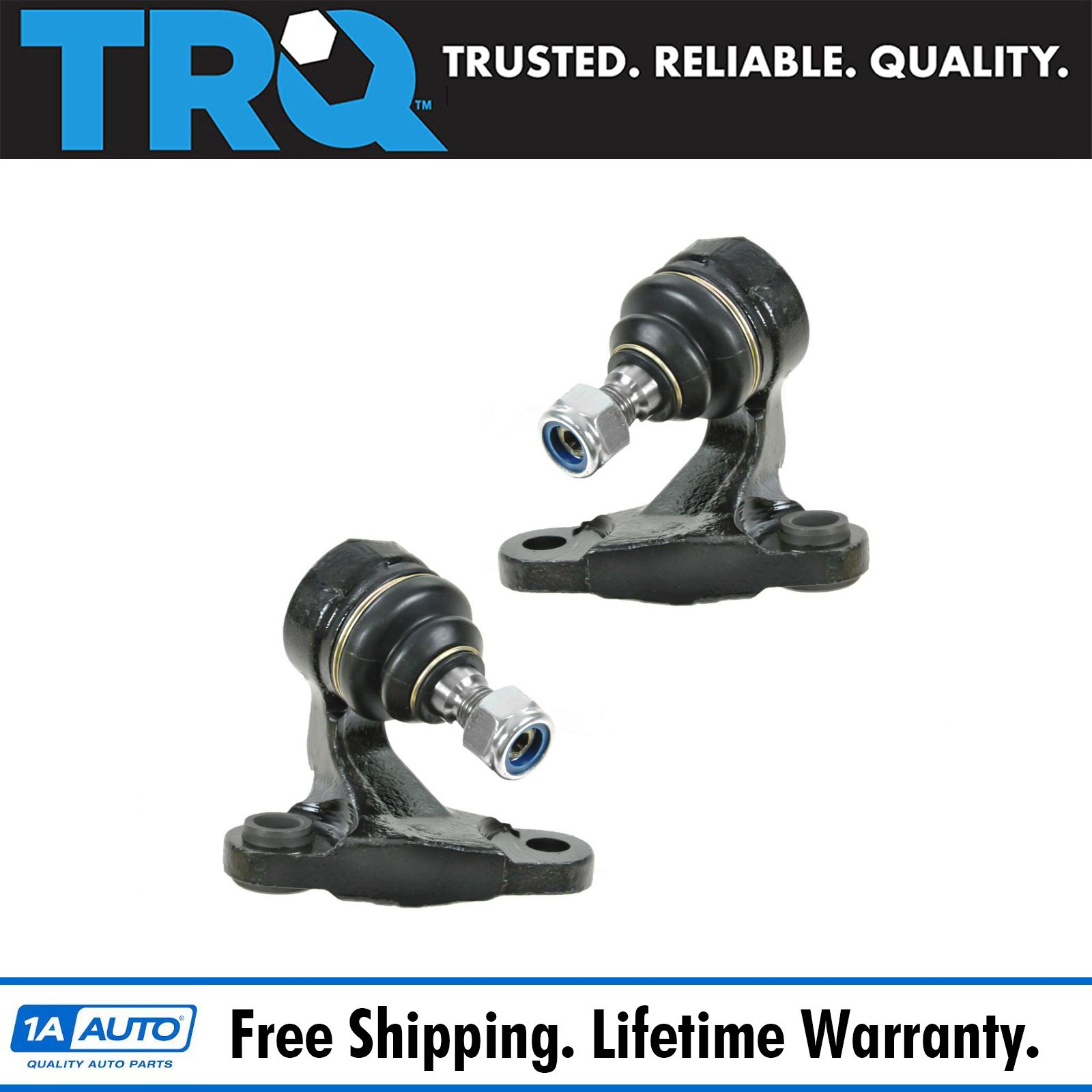 Front Lower Inner Ball Joint Left /& Right Pair Set For 01-05 BMW 325XI 330XI
