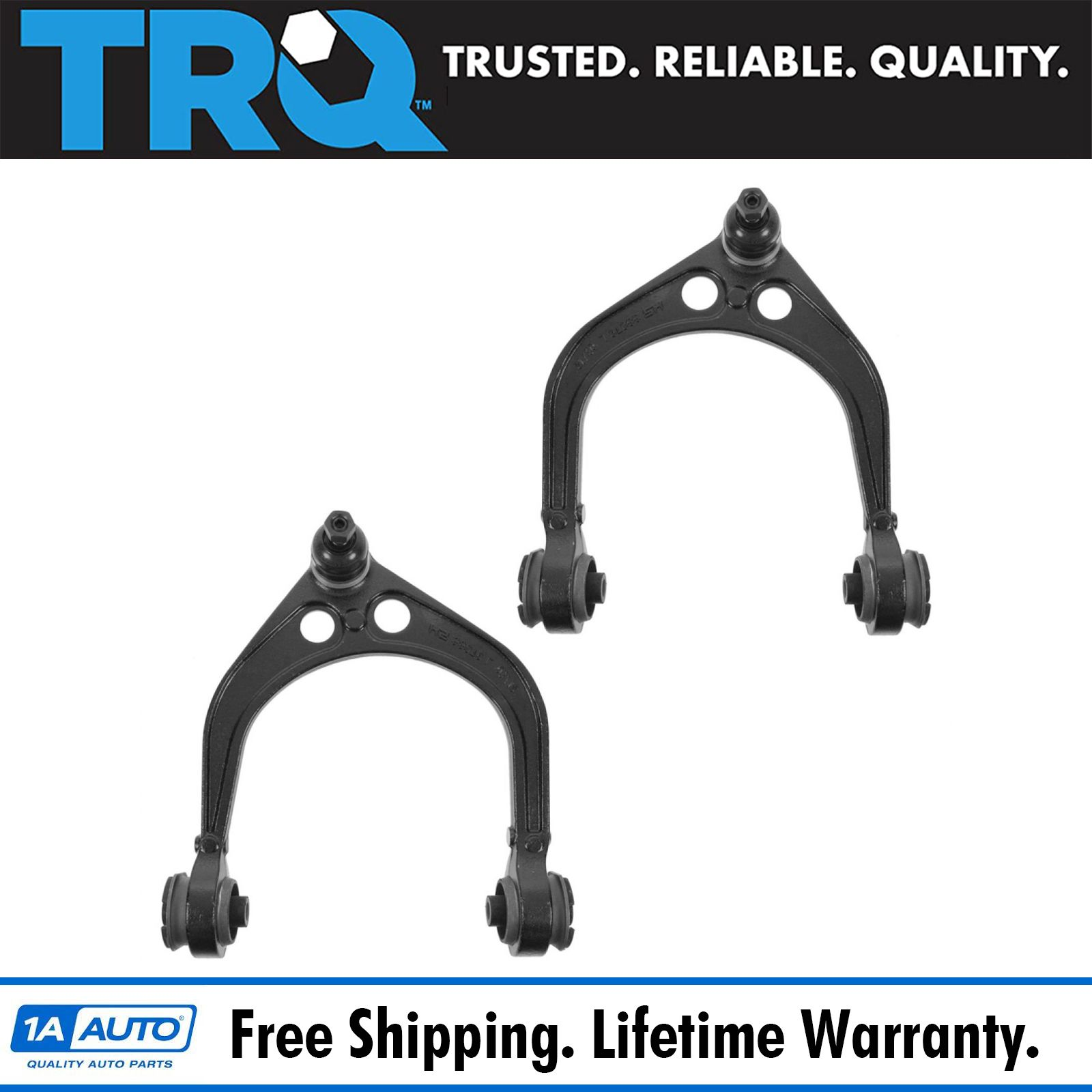 Front Lower Control Arm with Ball Joint Pair Set for Charger 300 Magnum AWD NEW