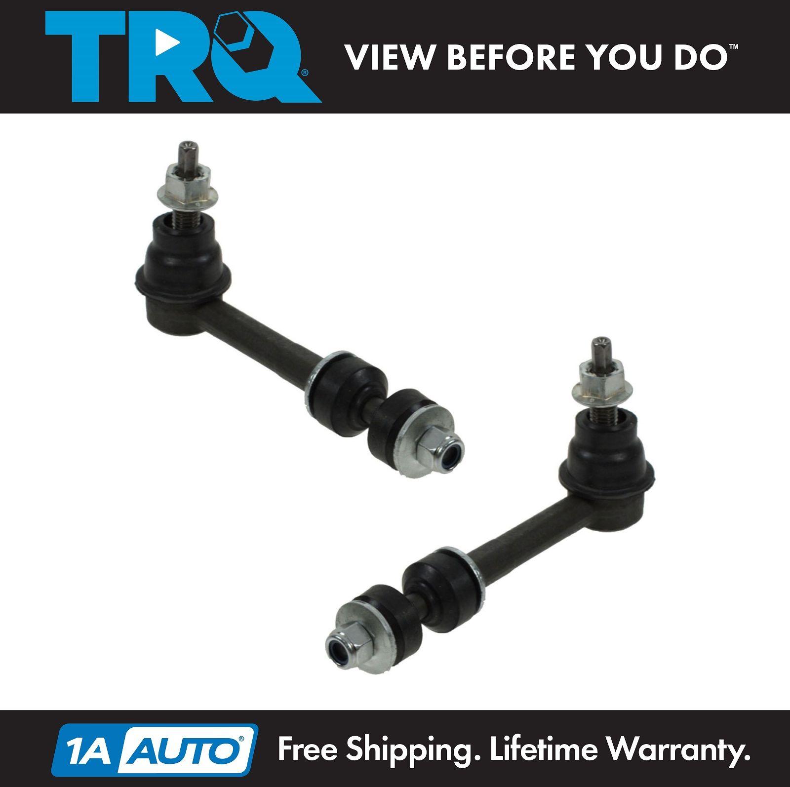 Pair Suspension Stabilizer Bar Link for Dodge Ram 1500 2500 3500 Kit 4WD