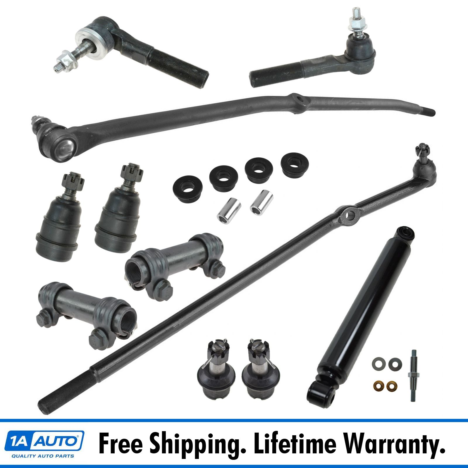 Ball Joint For 2006-2010 Dodge Ram 1500 Front Upper Left or Right Side