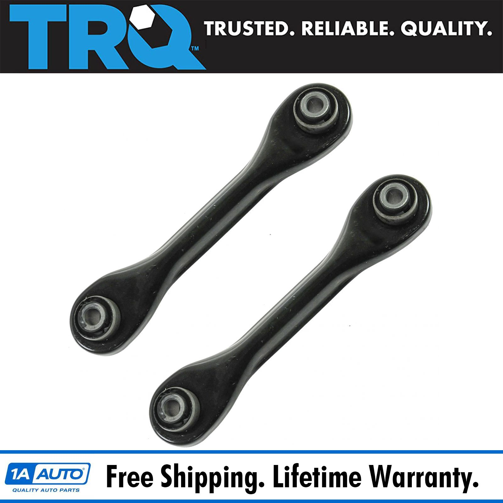 Rear Upper Adjustable Arms /& Trailing Arms fits for Ford Focus 2003-2011