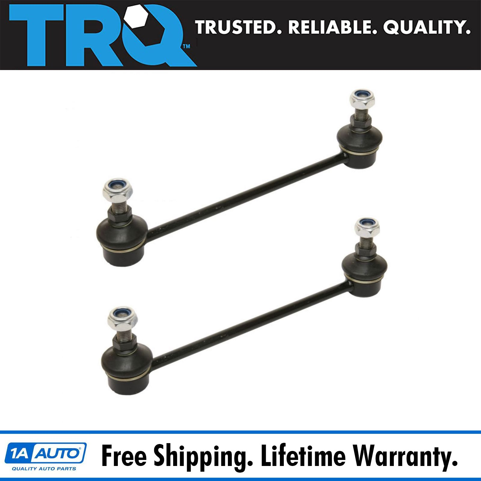 Stabilizer Sway Bar End Link LH /& RH Front Pair Set of 2 for Ford Lincoln New