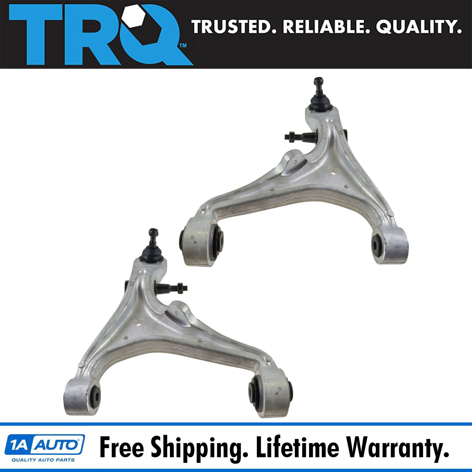 Front Lower Control Arm With Ball Joint LH RH Kit Pair For