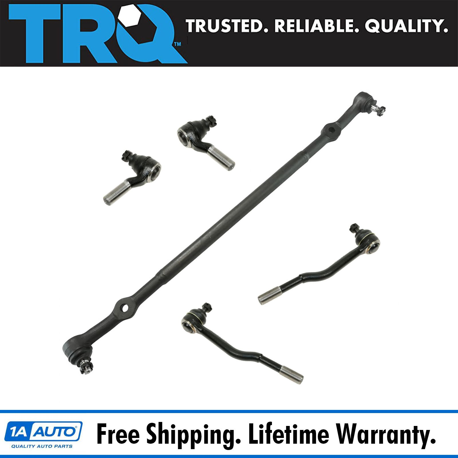 Front Tie Rod End /& Idler Arm 5Pc Suspension Kit Set For 89-95 Toyota Pickup 2WD