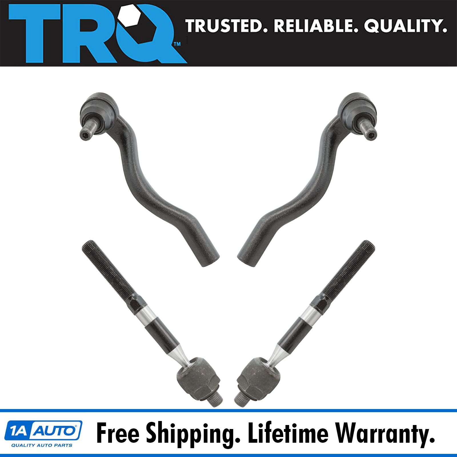 Outer Tie Rod End RH Right Passenger Side for Durango Grand Cherokee New